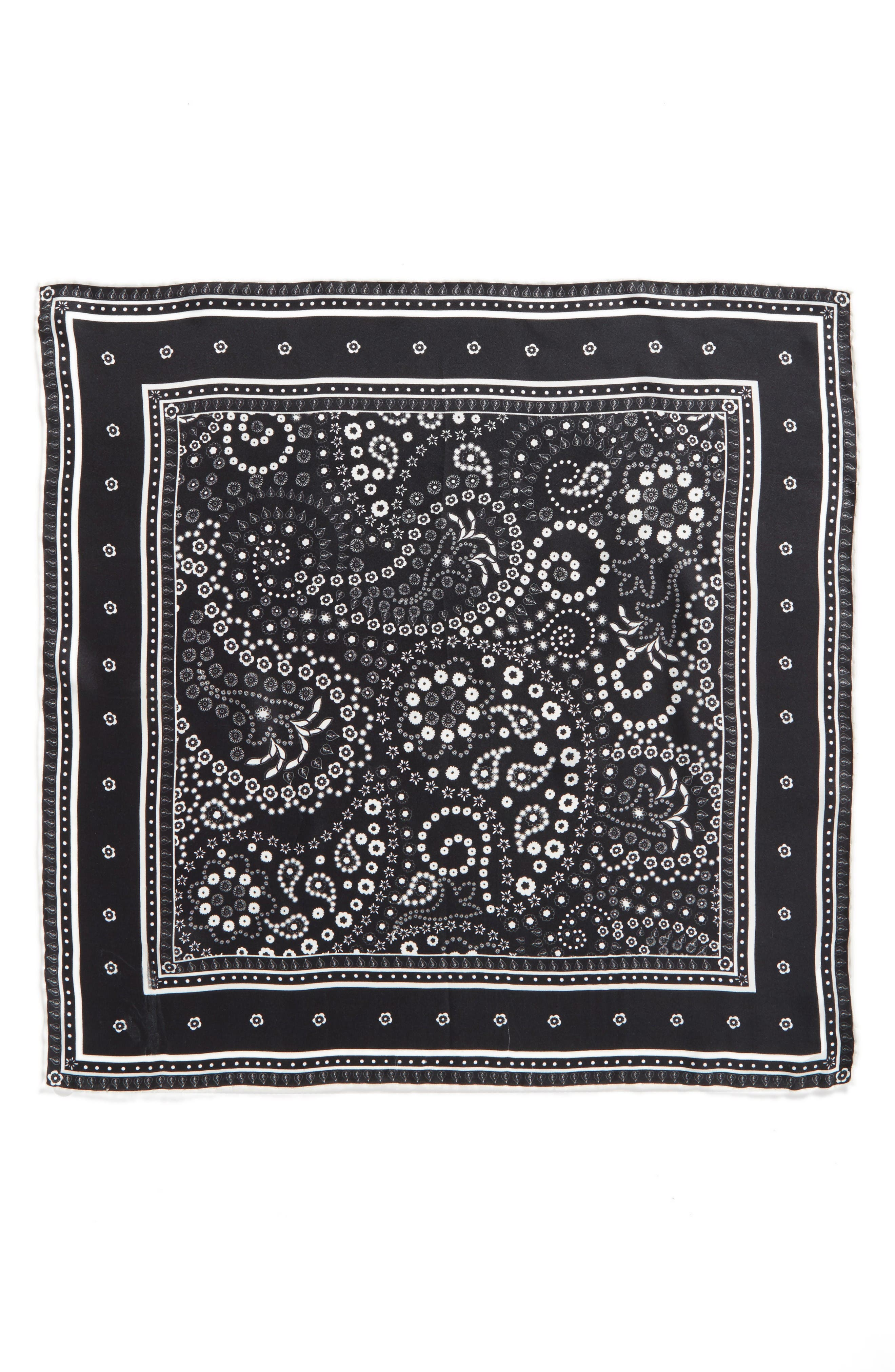 Alternate Image 2  - Rebecca Minkoff Silk Bandana
