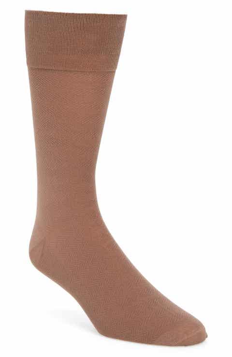 John W. Nordstrom® Herringbone Socks