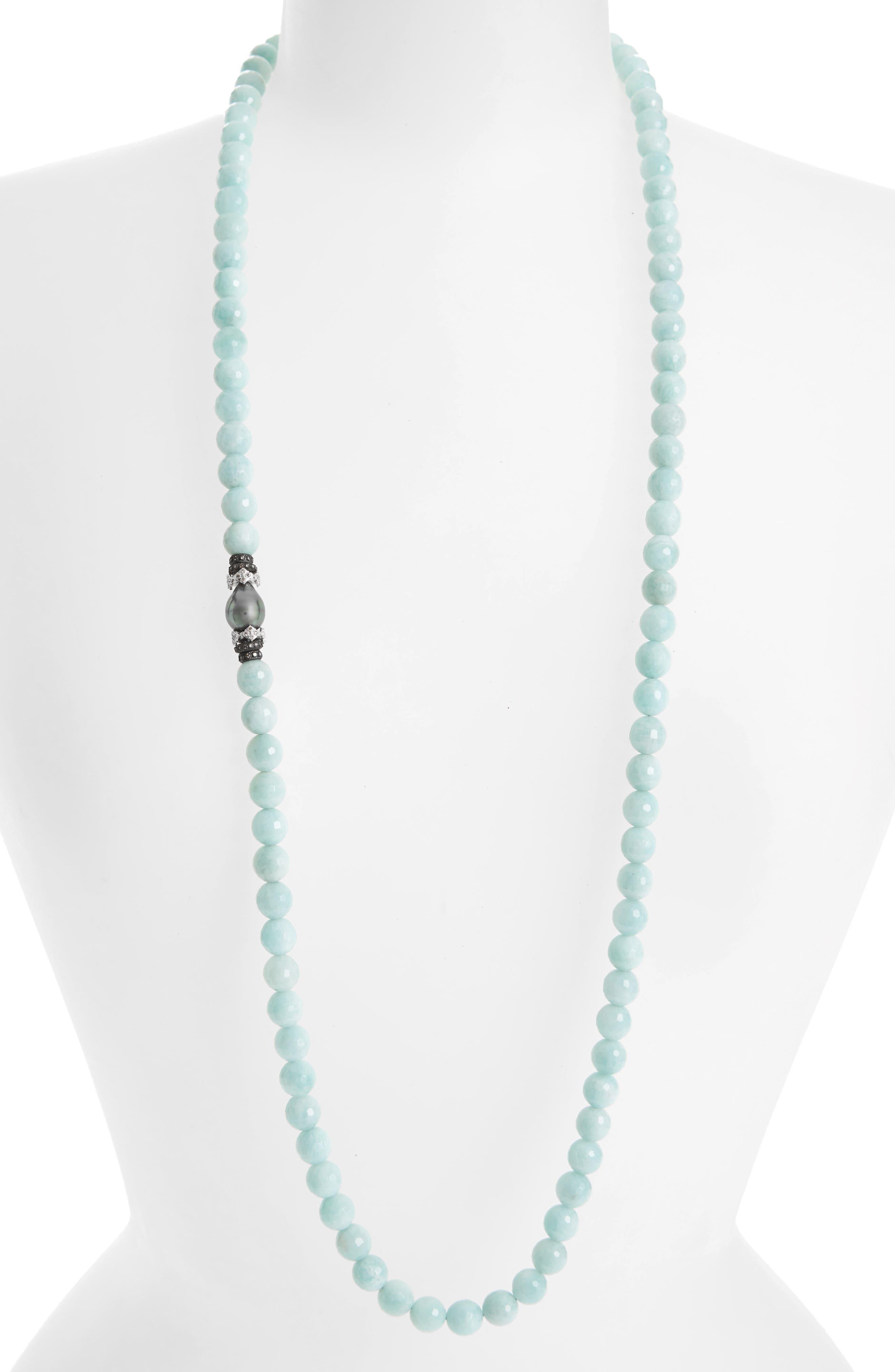 Armenta New World Beaded Necklace