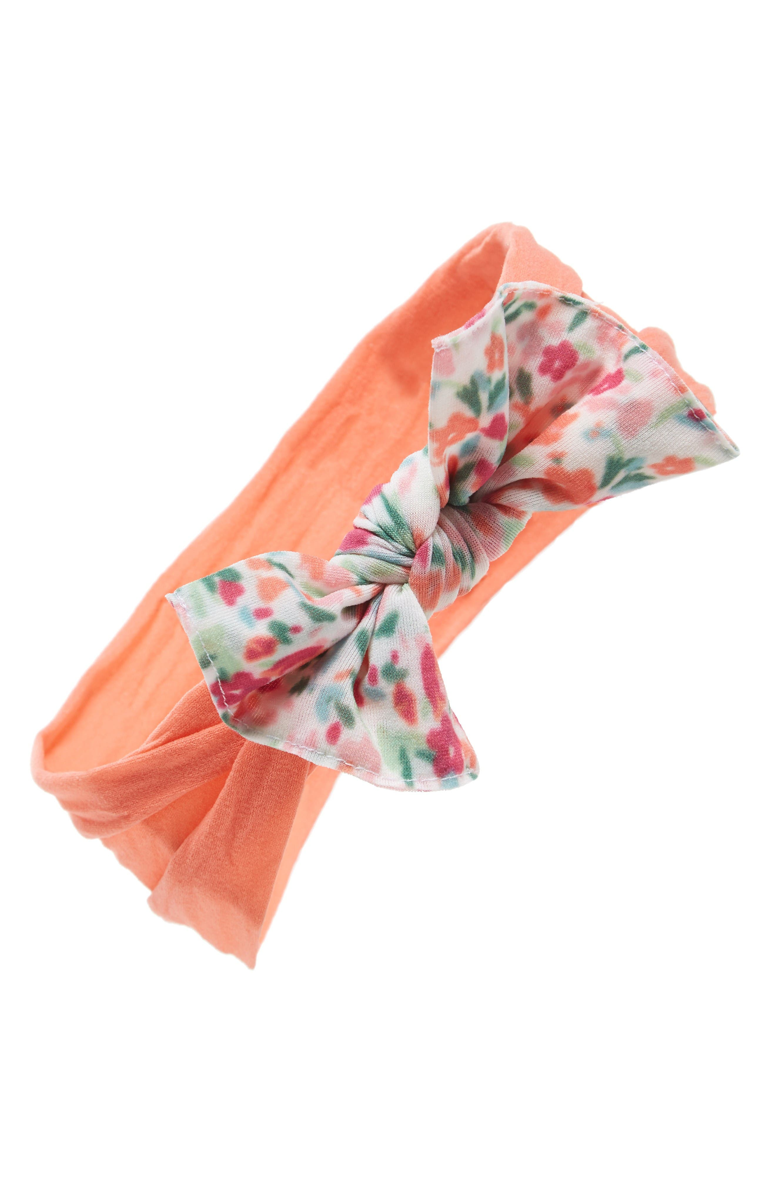 BABY BLING Print Knot Head Wrap