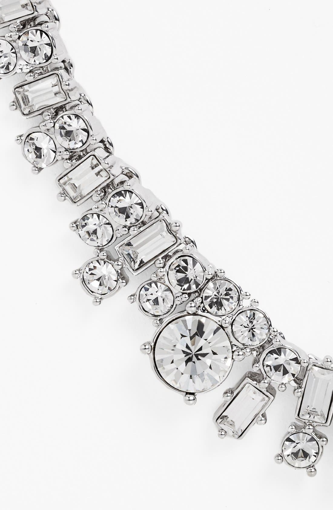 Alternate Image 3  - kate spade new york 'estate sale' crystal collar necklace