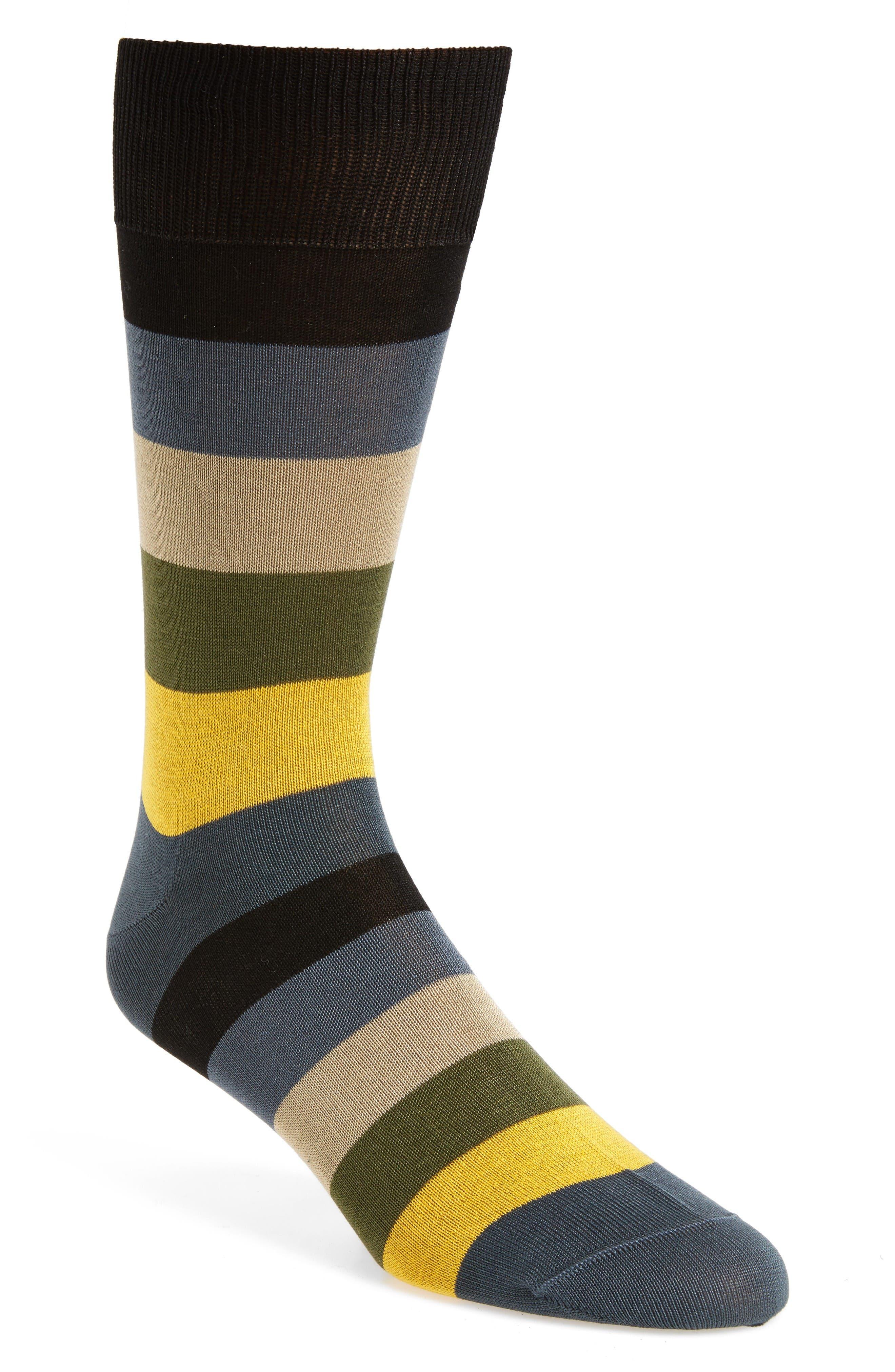 PAUL SMITH Main Block Socks