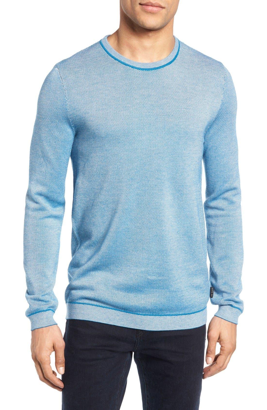 TED BAKER LONDON Millar Jacquard Sweater