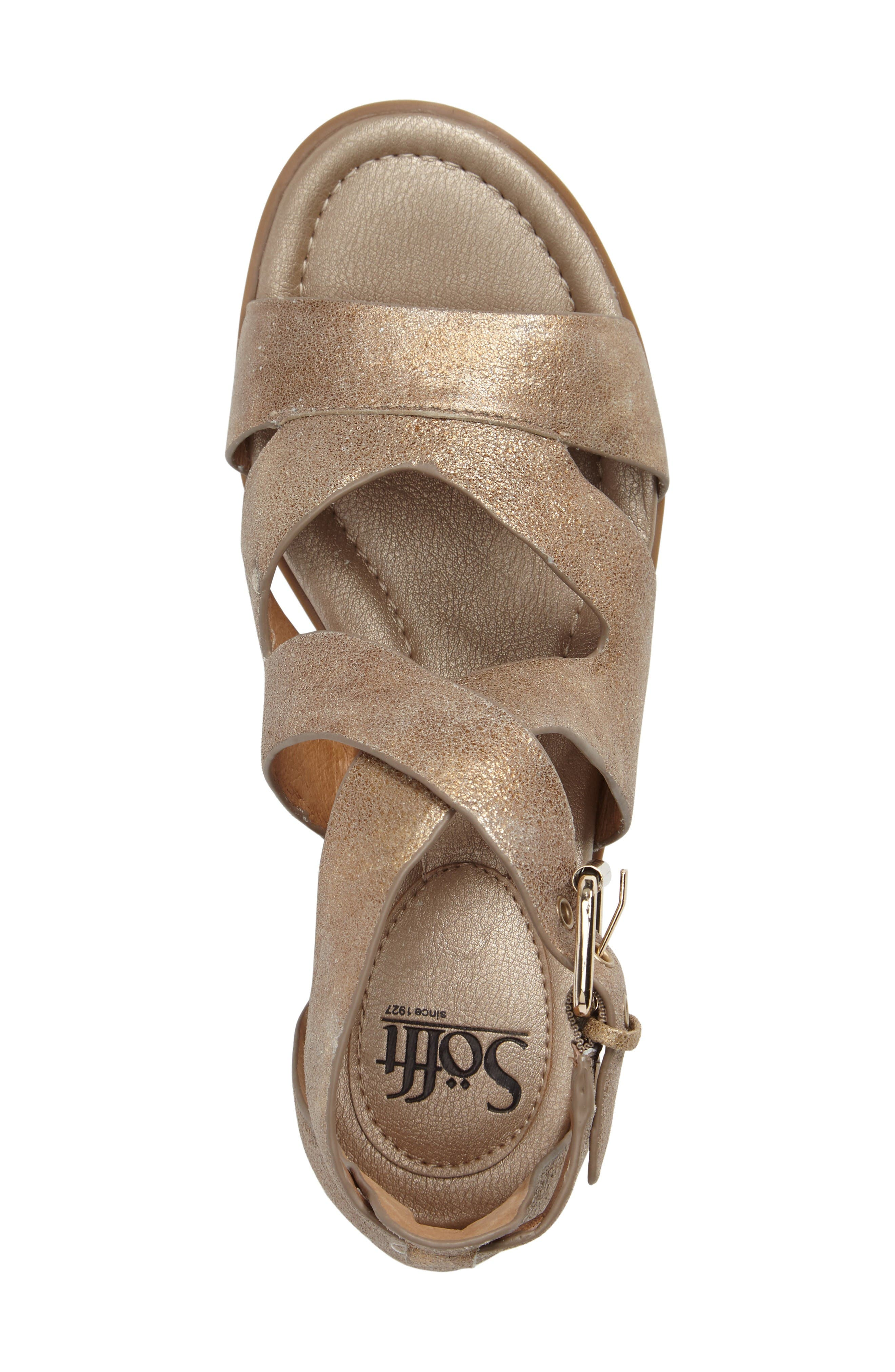 Alternate Image 3  - Söfft 'Mirabelle' Sport Sandal (Women)
