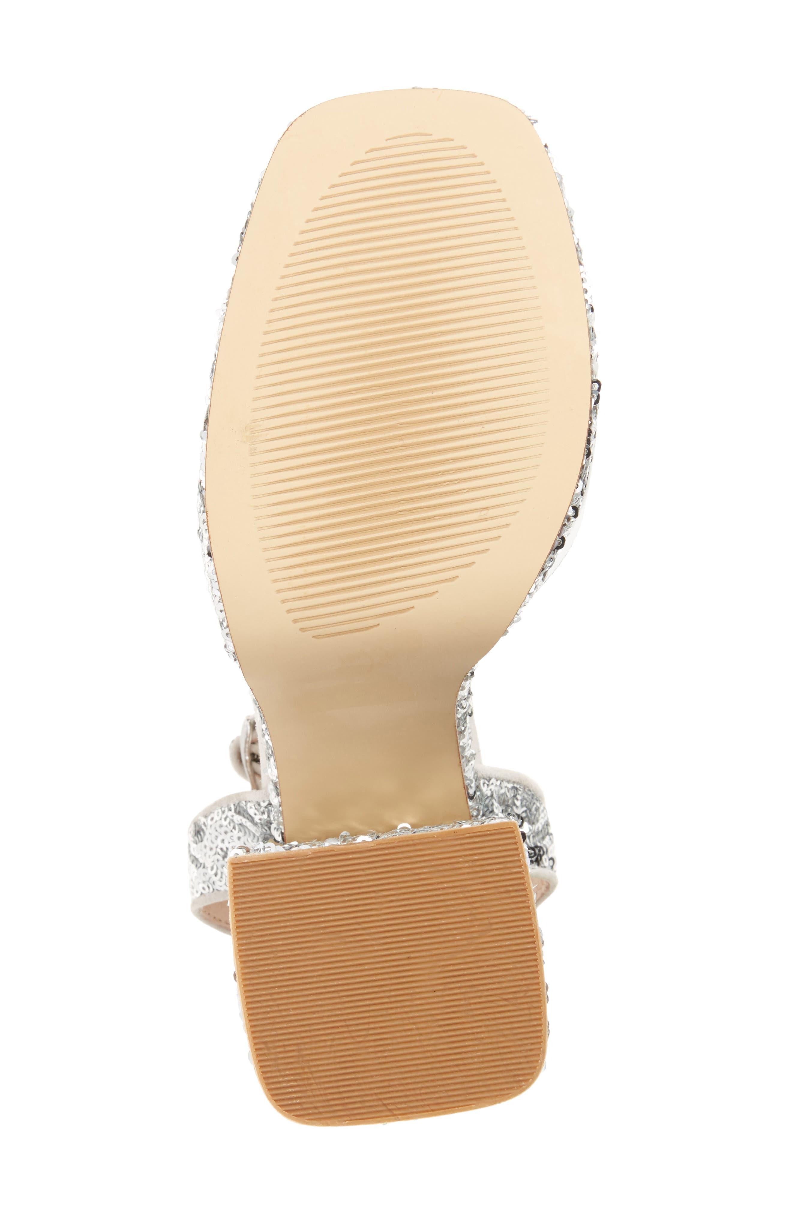 Alternate Image 4  - Shellys London Dena Sequin Platform Sandal (Women)