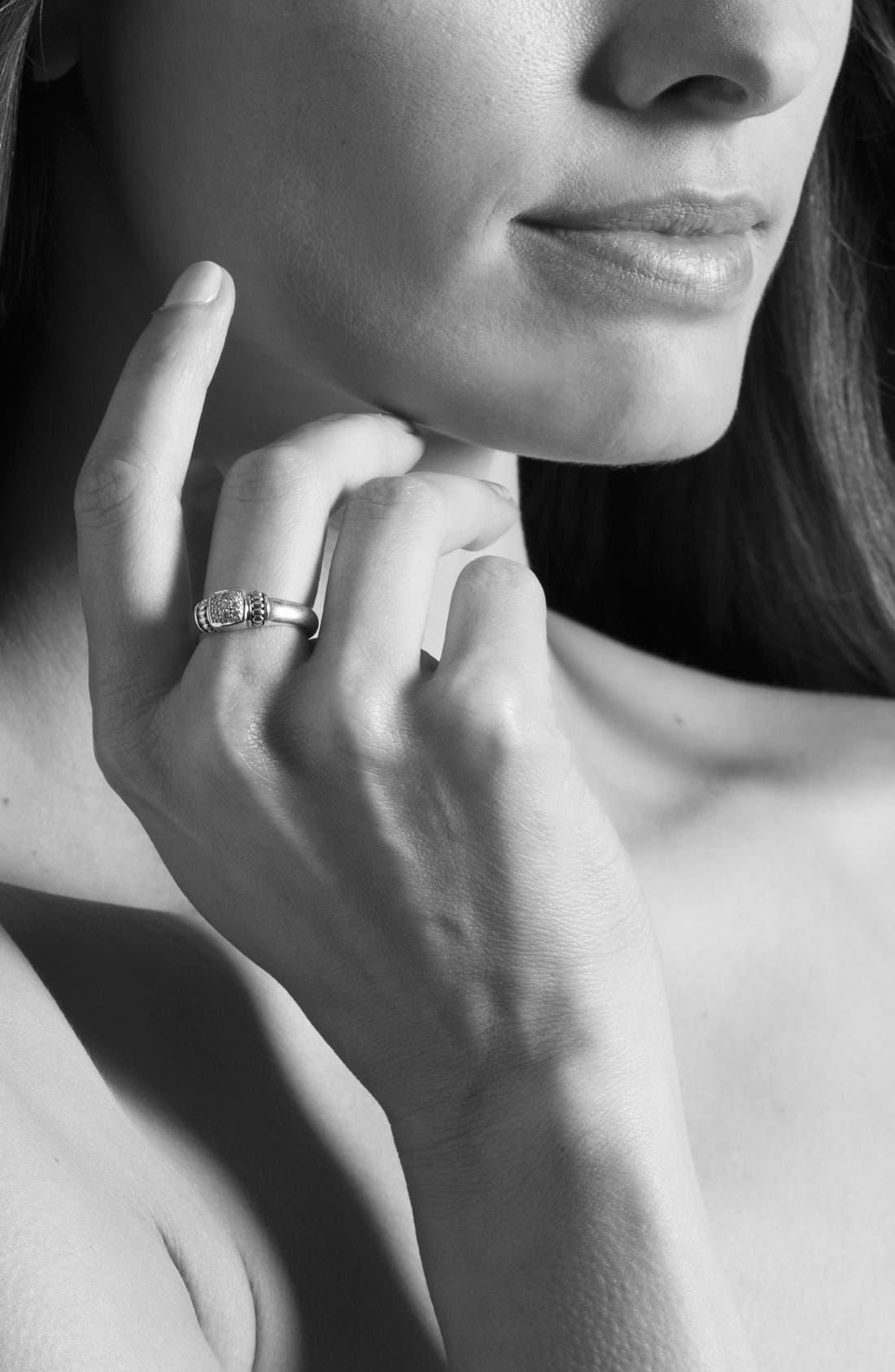 Alternate Image 3  - LAGOS Caviar Diamond Ring
