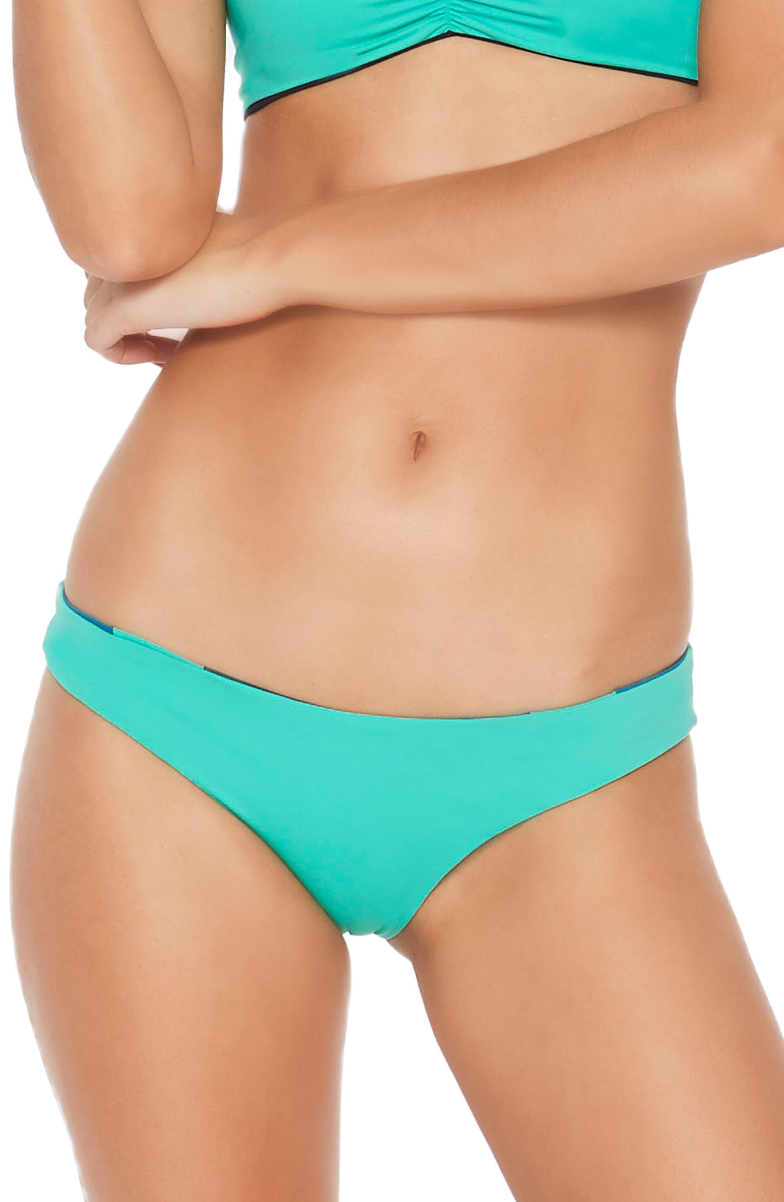 Alternate Image 2  - L Space Mia Reversible Bikini Bottoms