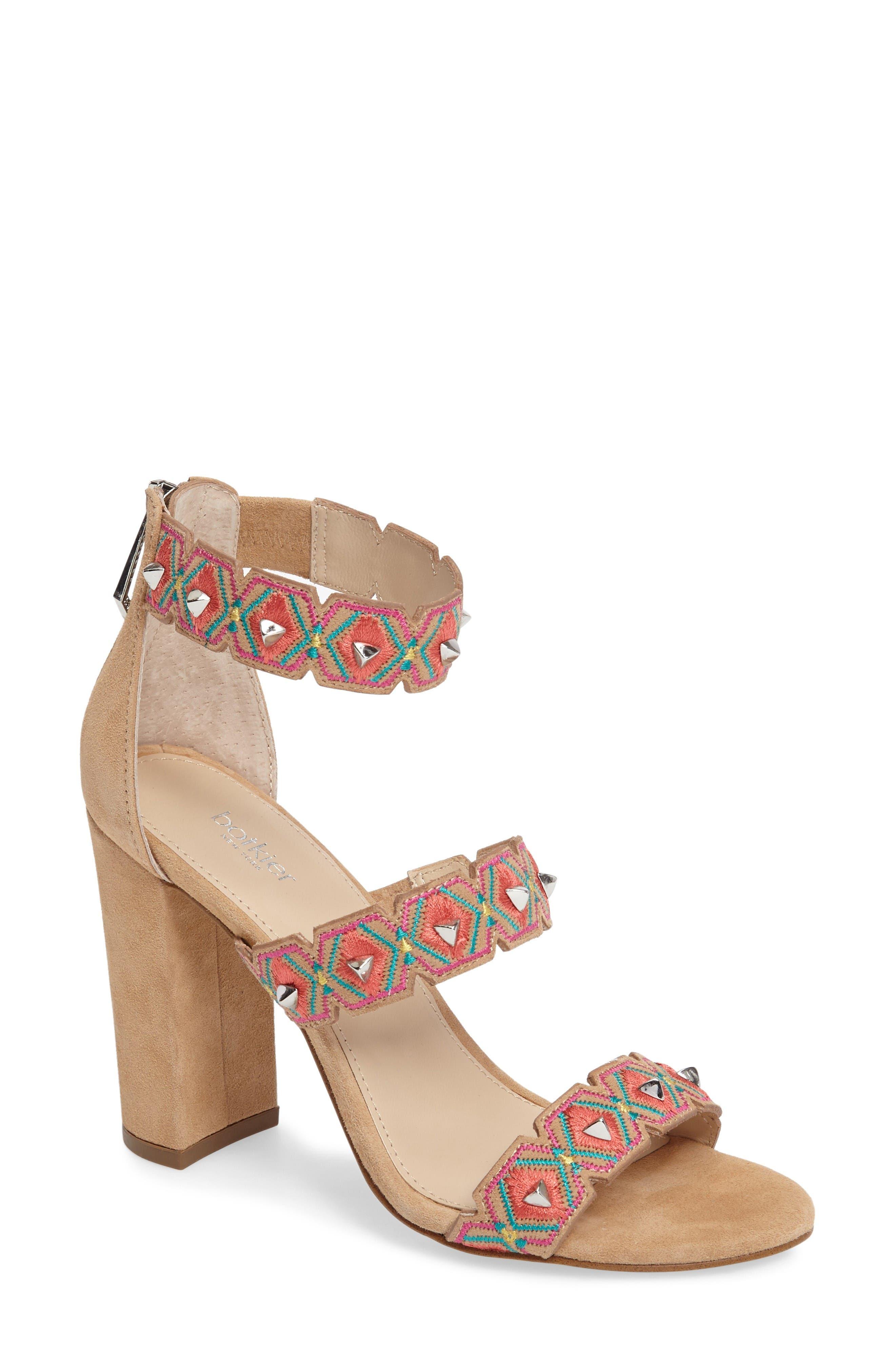 Alternate Image 1 Selected - Botkier Gigi Embellished Sandal (Women)