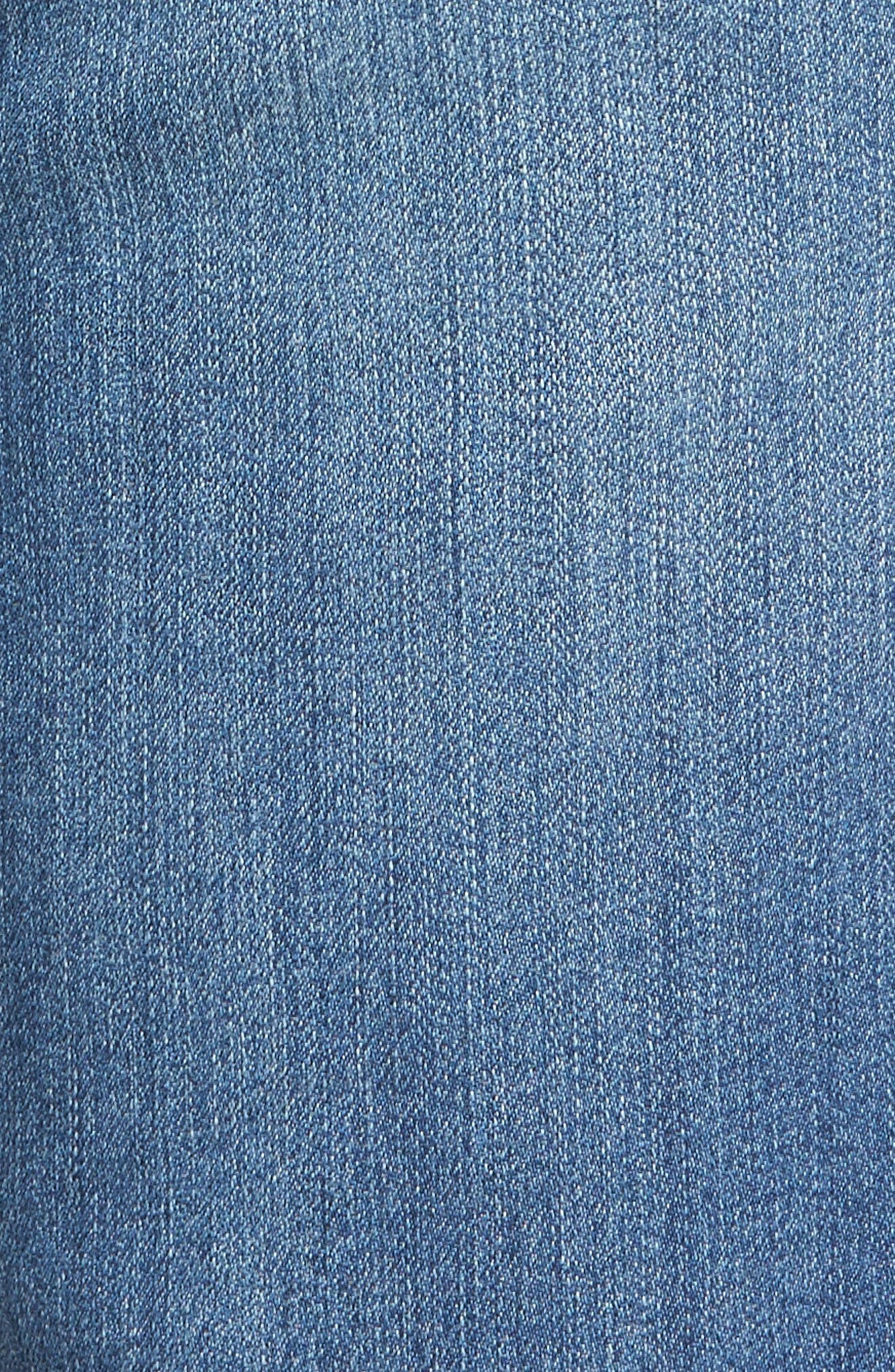 Alternate Image 6  - Wit & Wisdom Ab Solution Denim Bermuda Shorts (Nordstrom Exclusive)