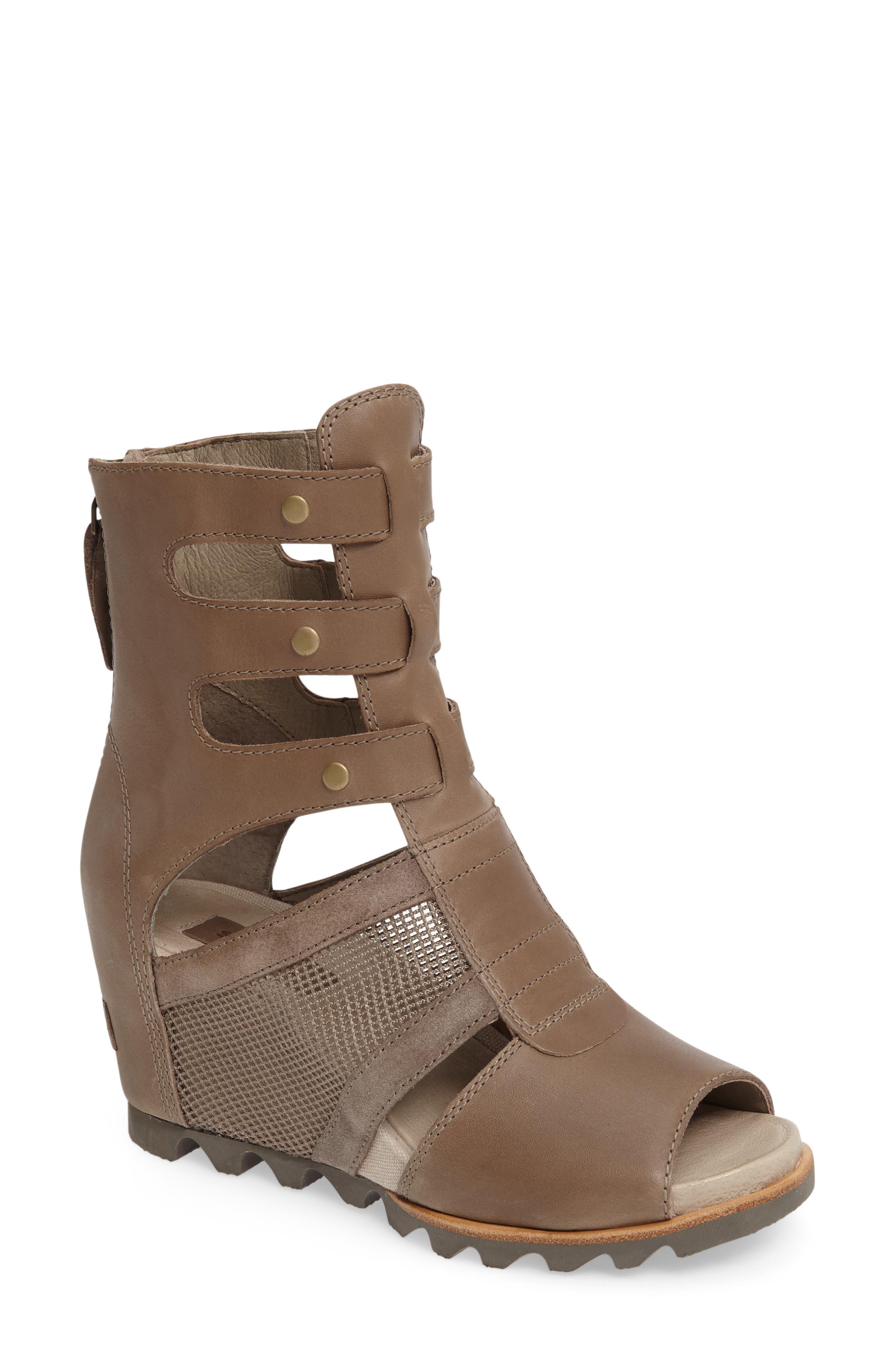 SOREL Joanie Gladiator Sandal (Women)