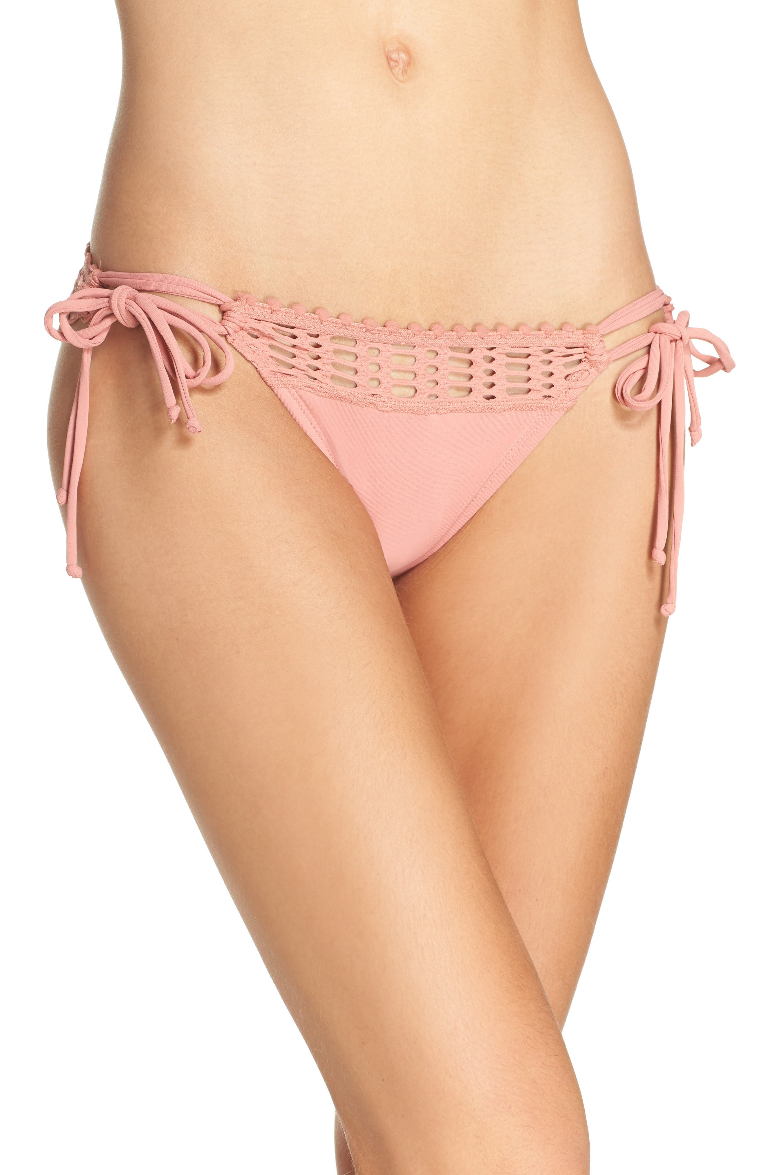 Robin Piccone 'Sophia' Tie Side Bikini Bottoms