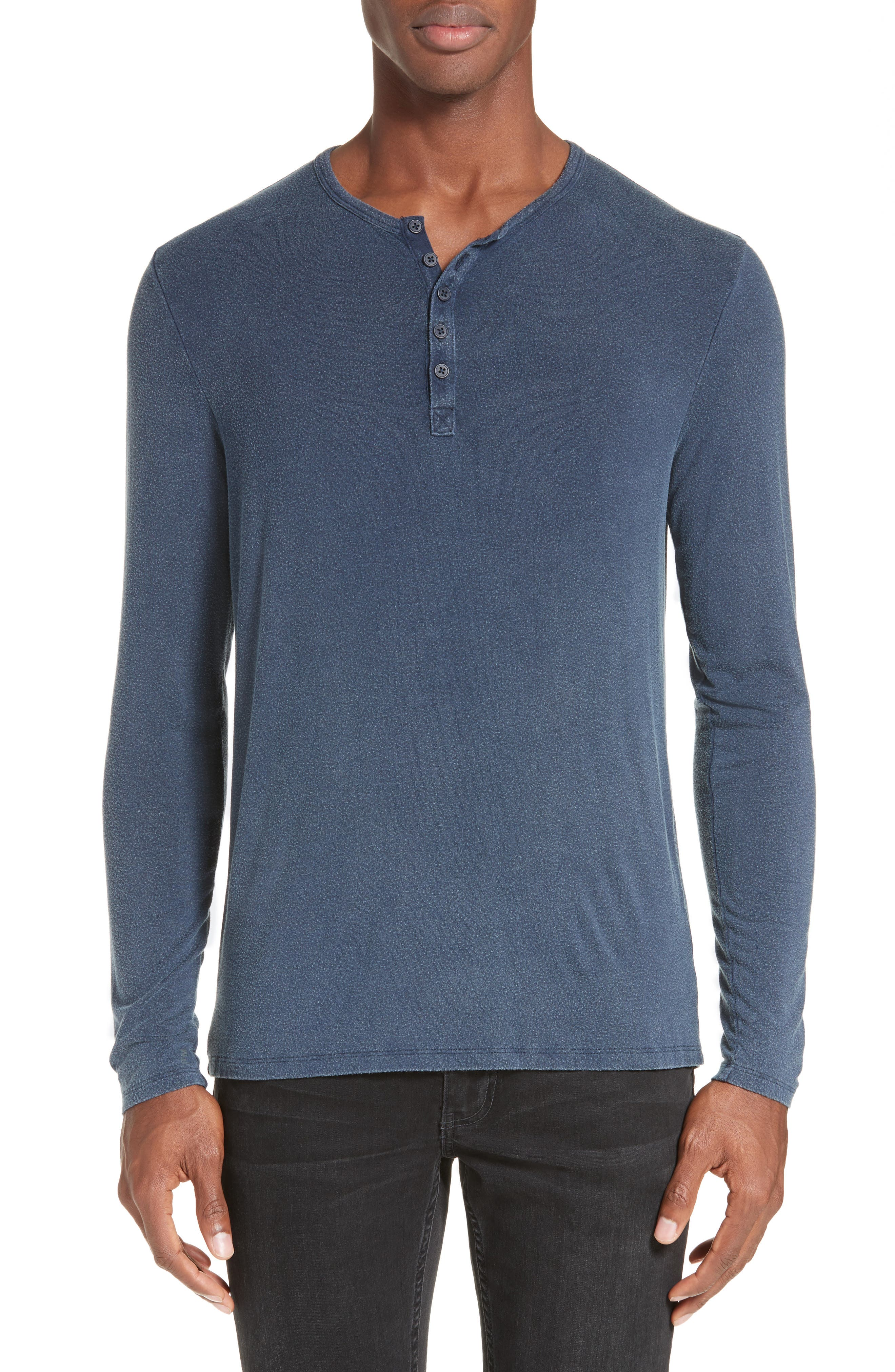 ATM ANTHONY THOMAS MELILLO Sunbleached Henley