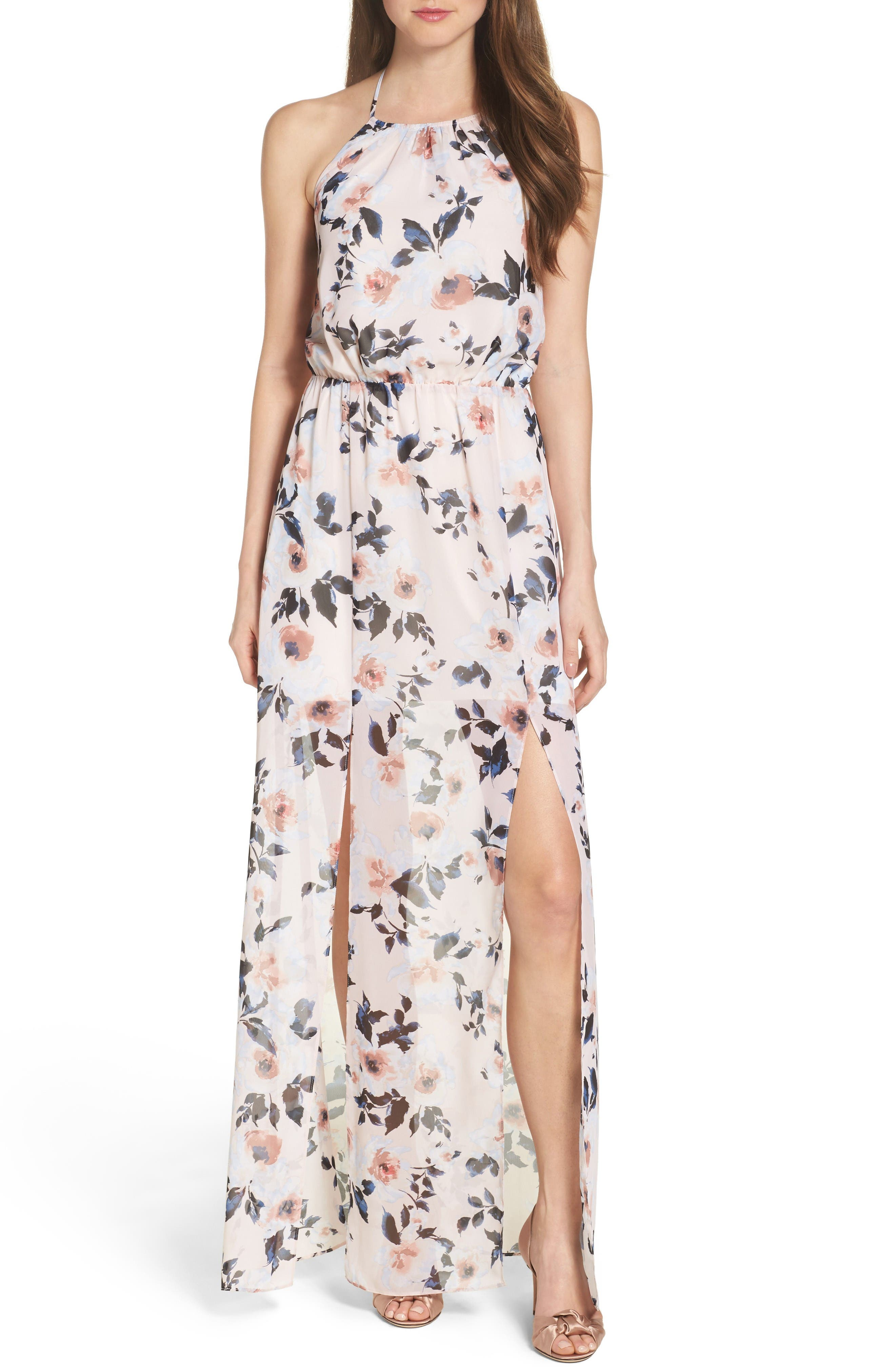 Ali & Jay Rose al Fresco Midi Dress