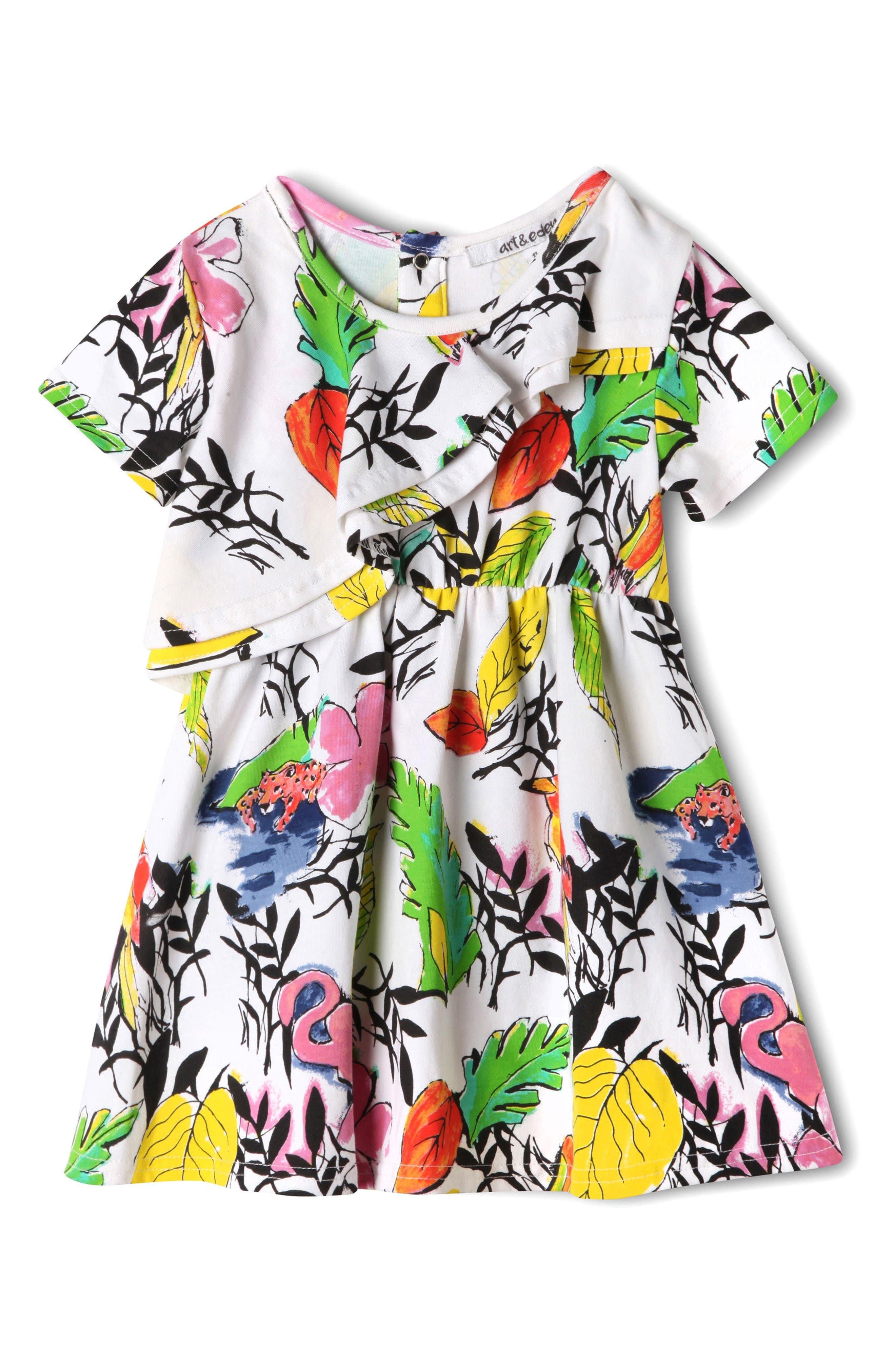 Art & Eden Giulia Dress (Baby Girls)