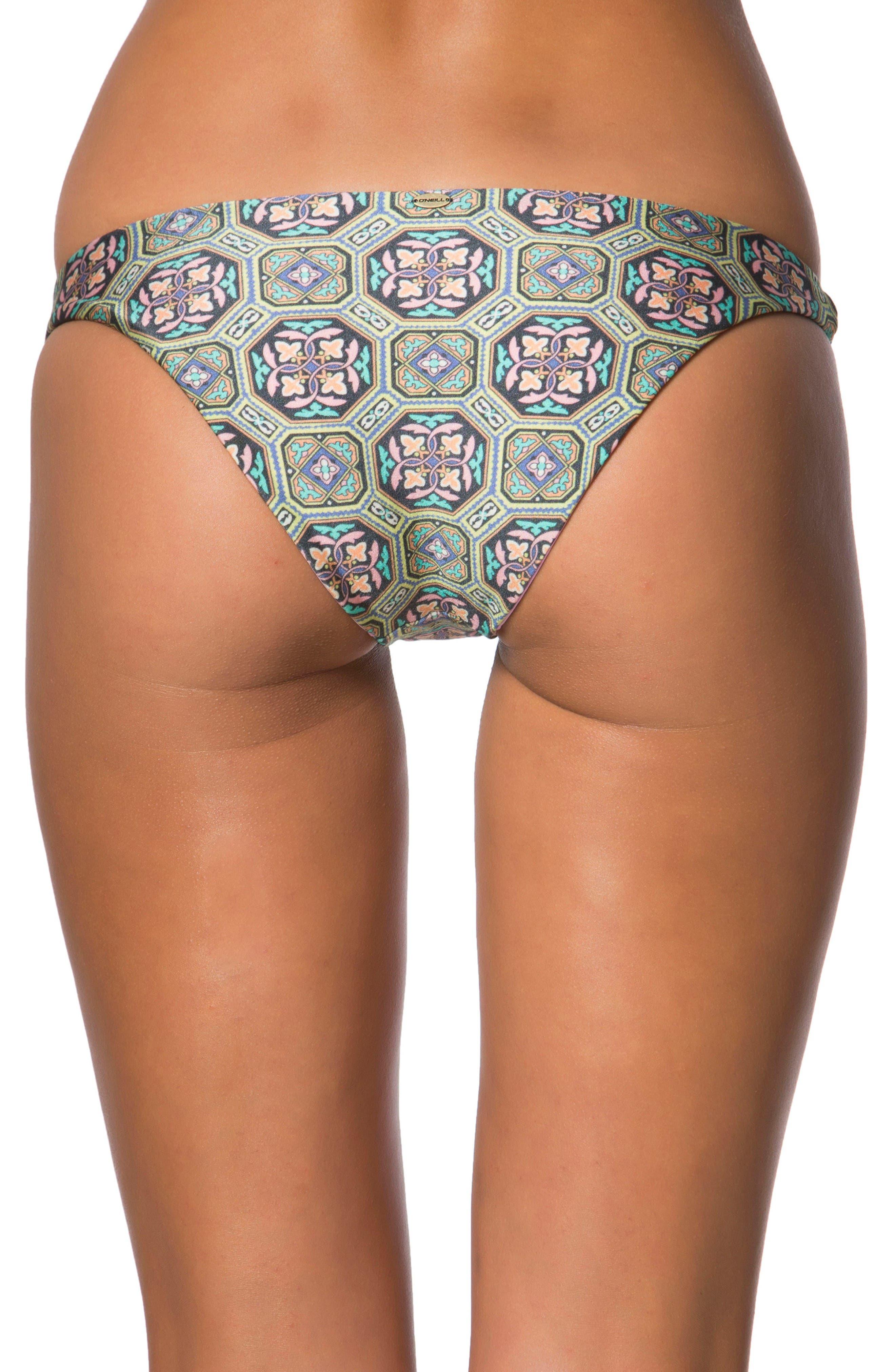 O'Neill Evelyn Classic Cheeky Bikini Bottoms