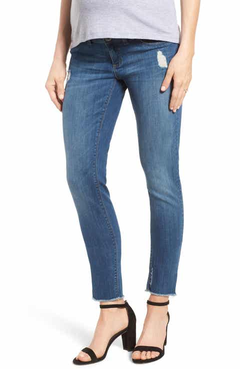 DL1961 Emma Power Legging Maternity Jeans (Strobe) - DL1961 Jeans Nordstrom