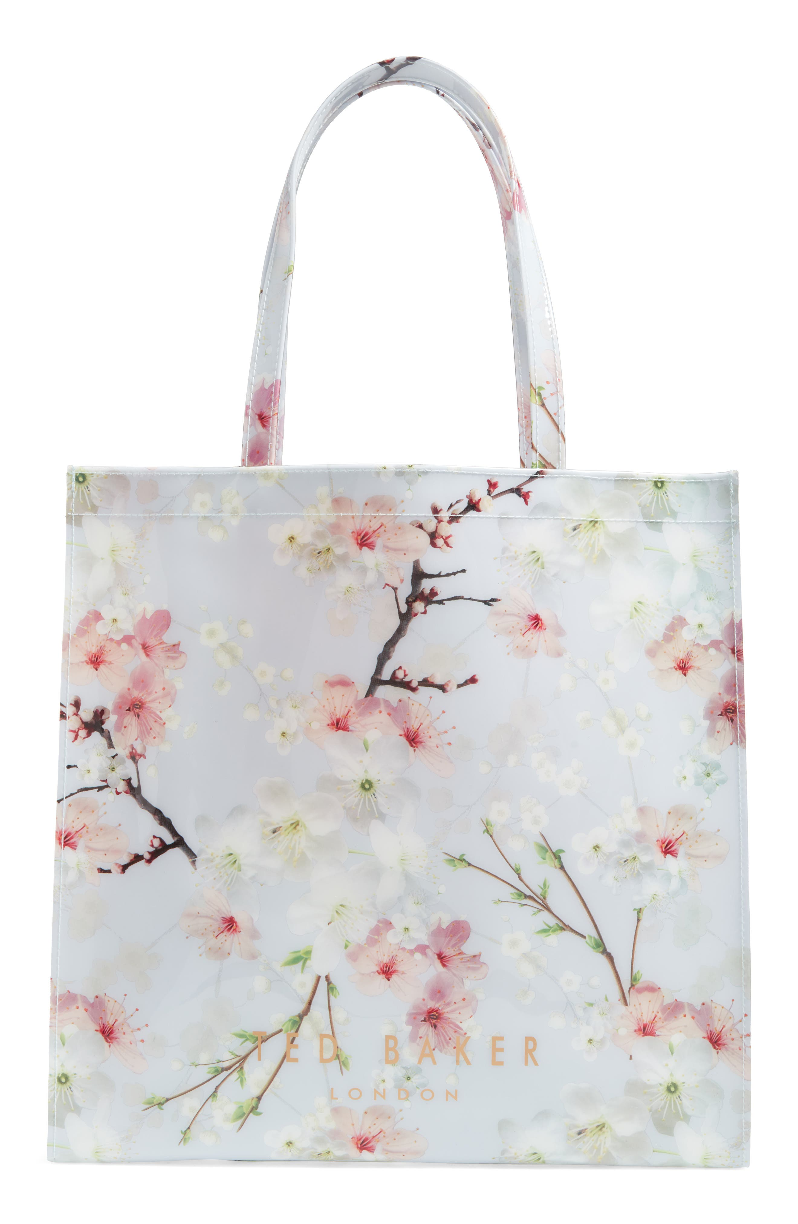 Alternate Image 2  - Ted Baker London Cherry Blossom Large Icon Tote