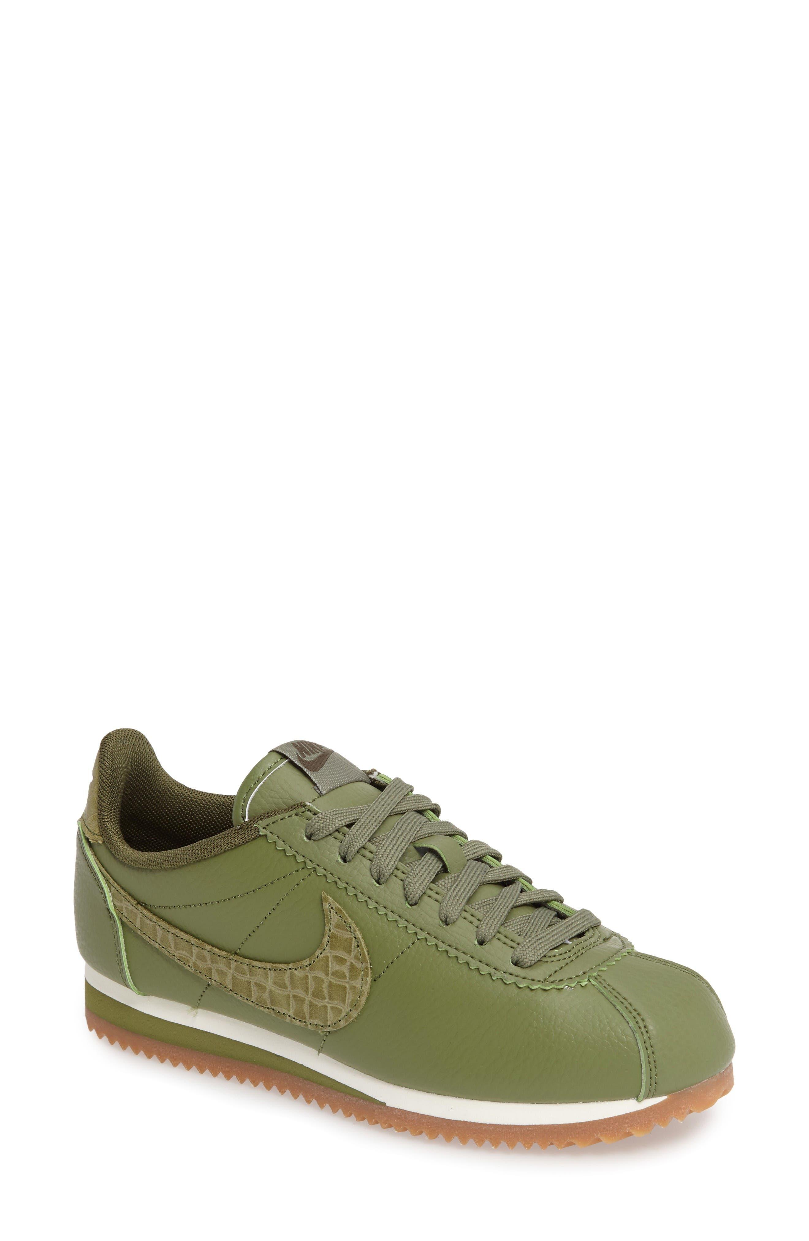 Nike Cortez Running Shoe (Women)