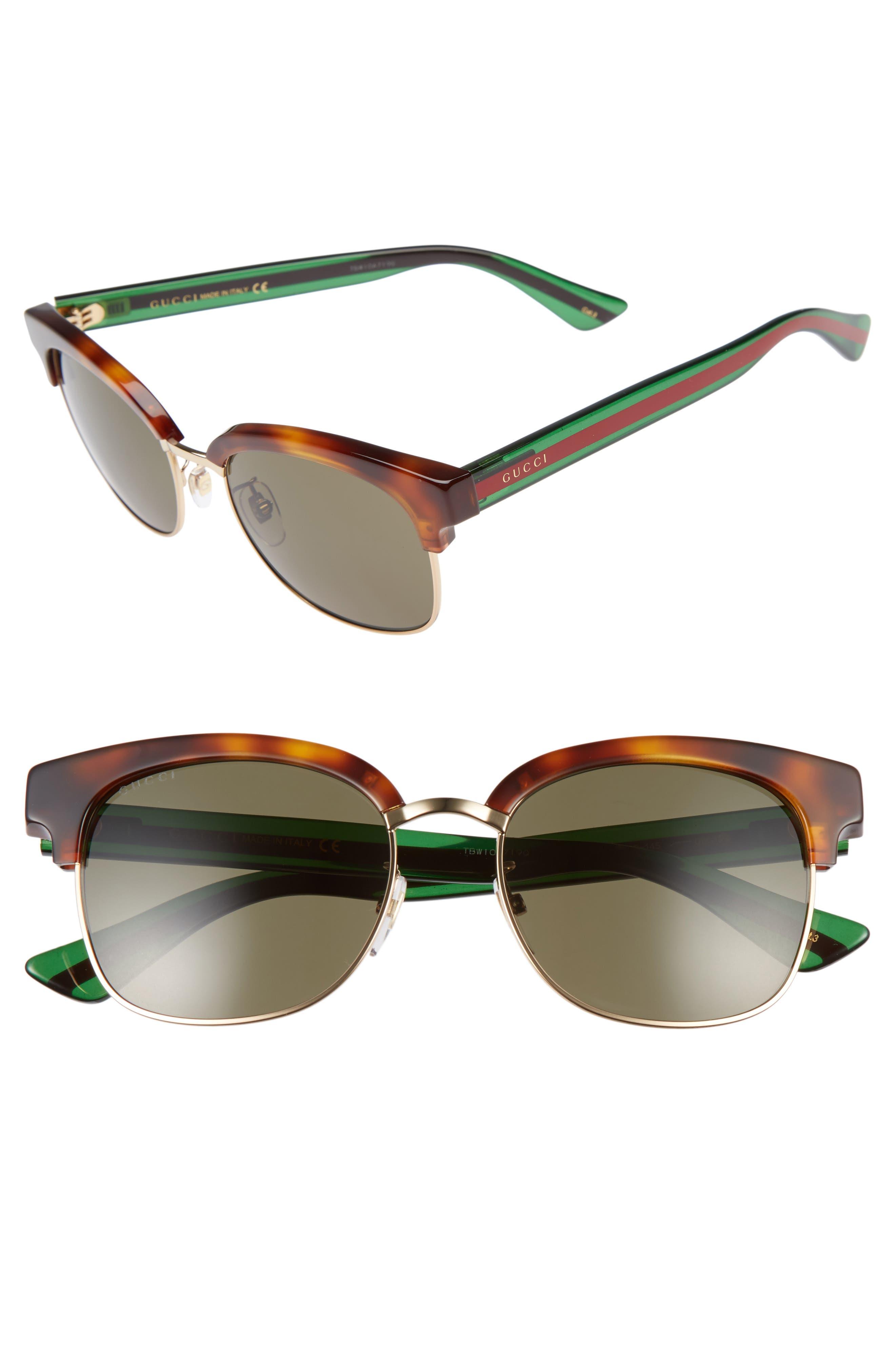 Gucci Pop Web 54mm Sunglasses