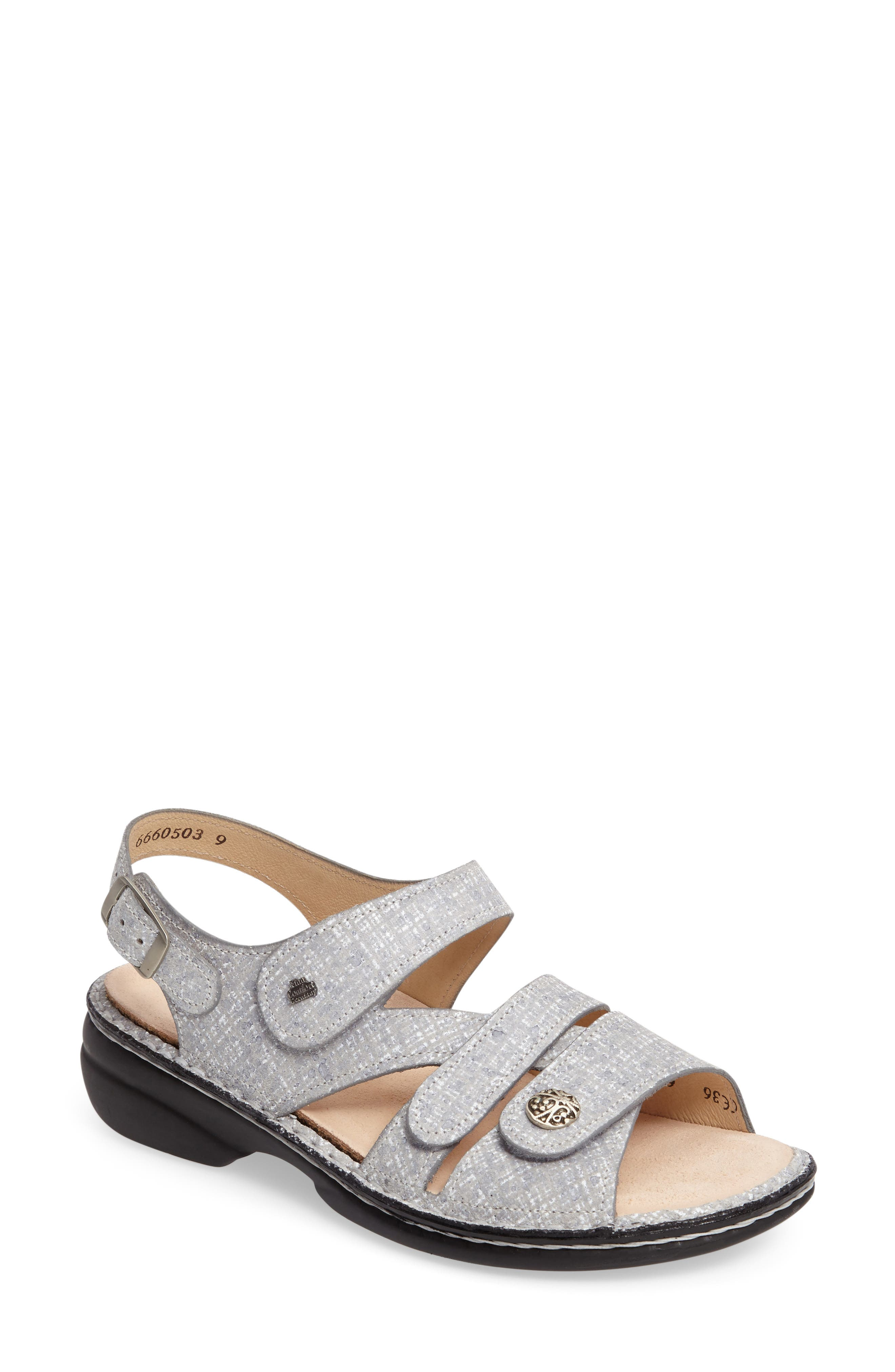 Alternate Image 1 Selected - Finn Comfort 'Gomera' Sandal