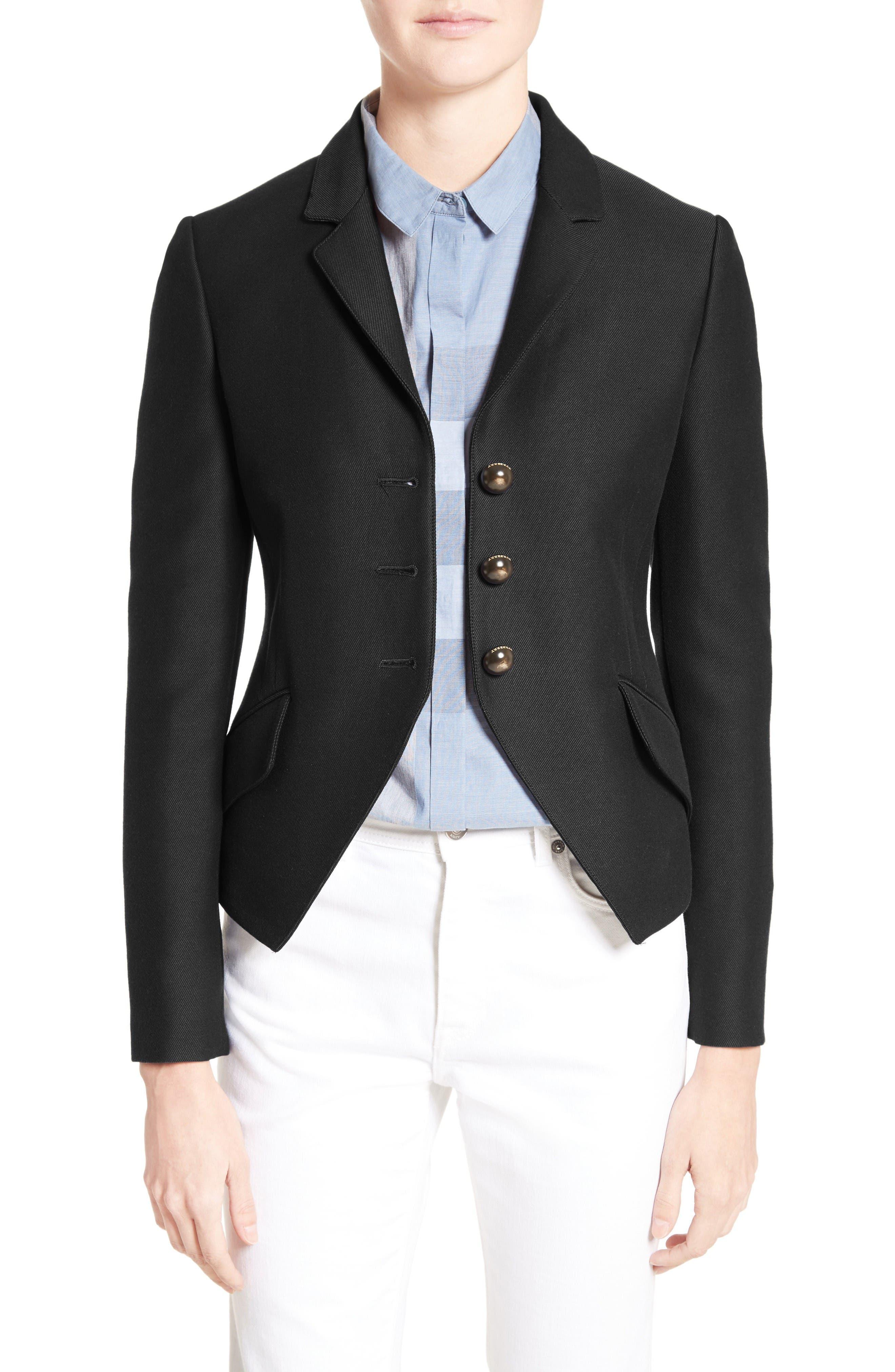 Burberry Danesford Twill Jacket