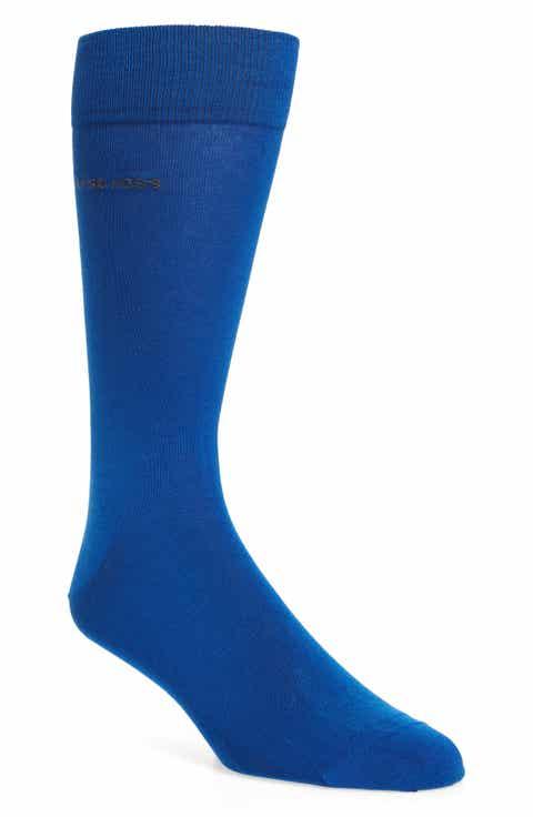 BOSS Paul Solid Socks