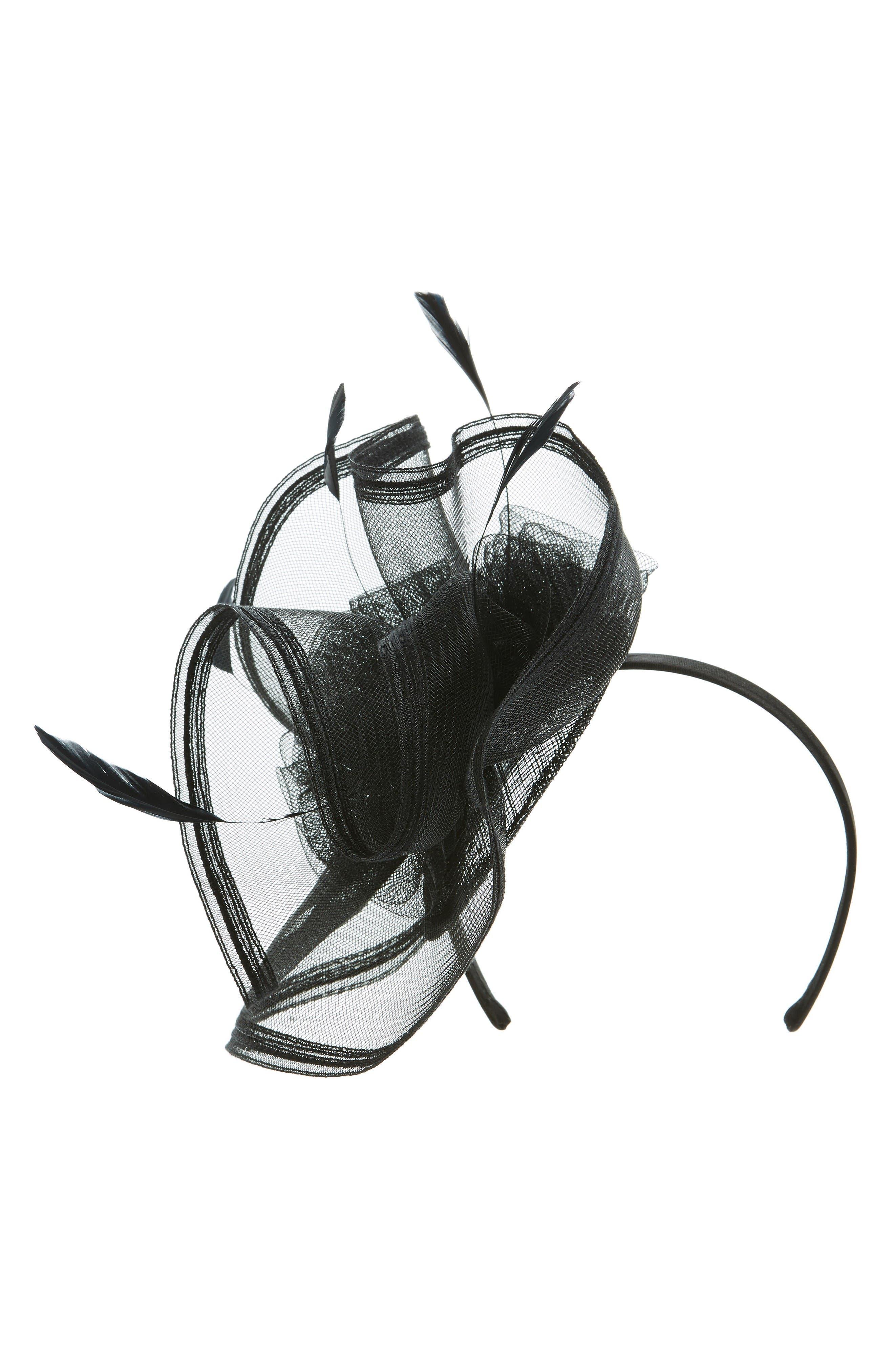 Alternate Image 1 Selected - Nordstrom Border Fascinator Headband