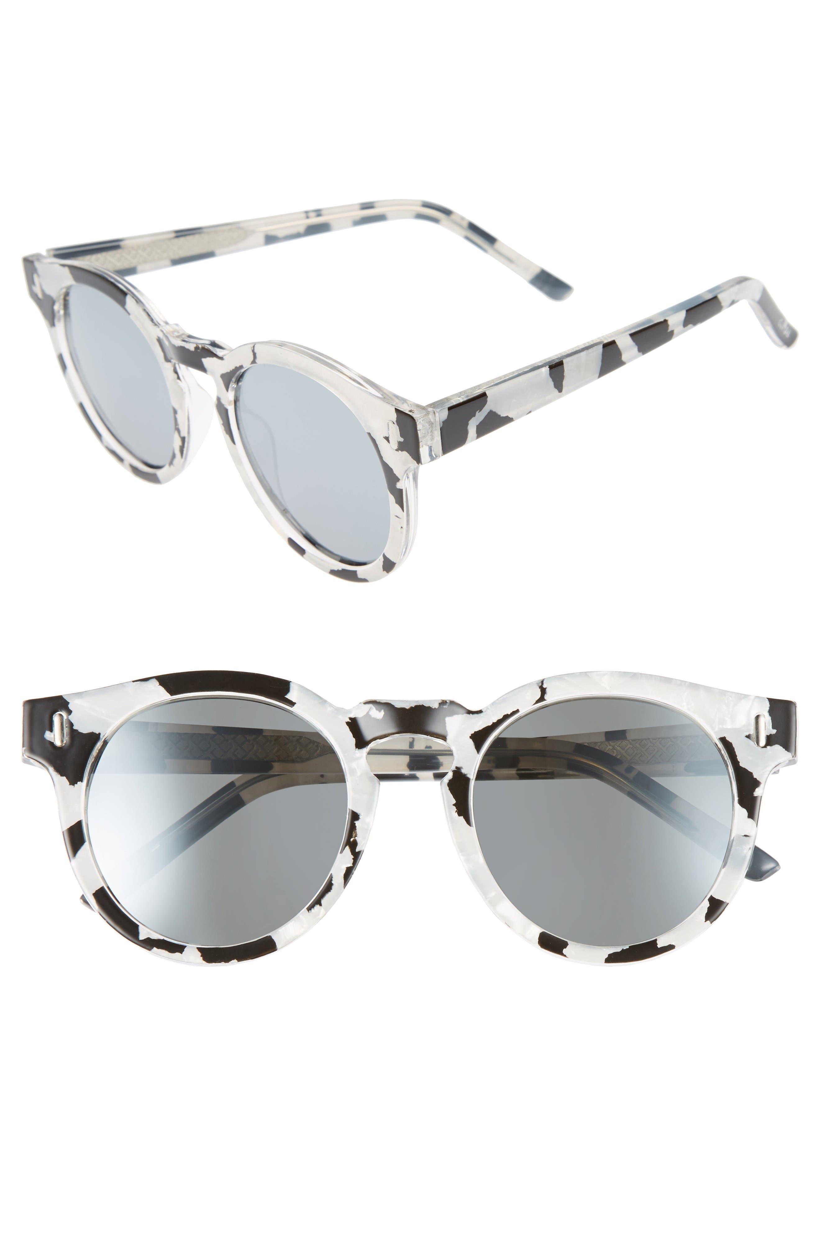 Bonnie Clyde Hill 50mm Polarized Sunglasses