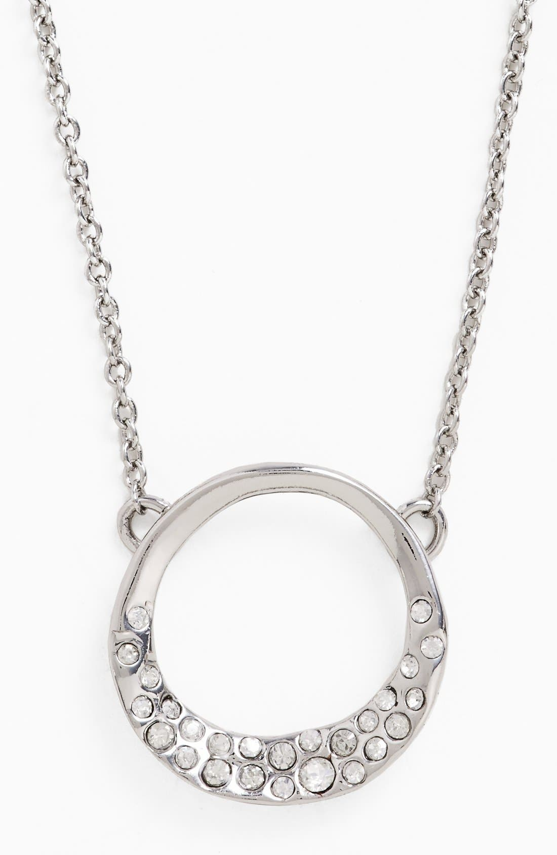 Alternate Image 1 Selected - Alexis Bittar 'Miss Havisham' Pendant Necklace