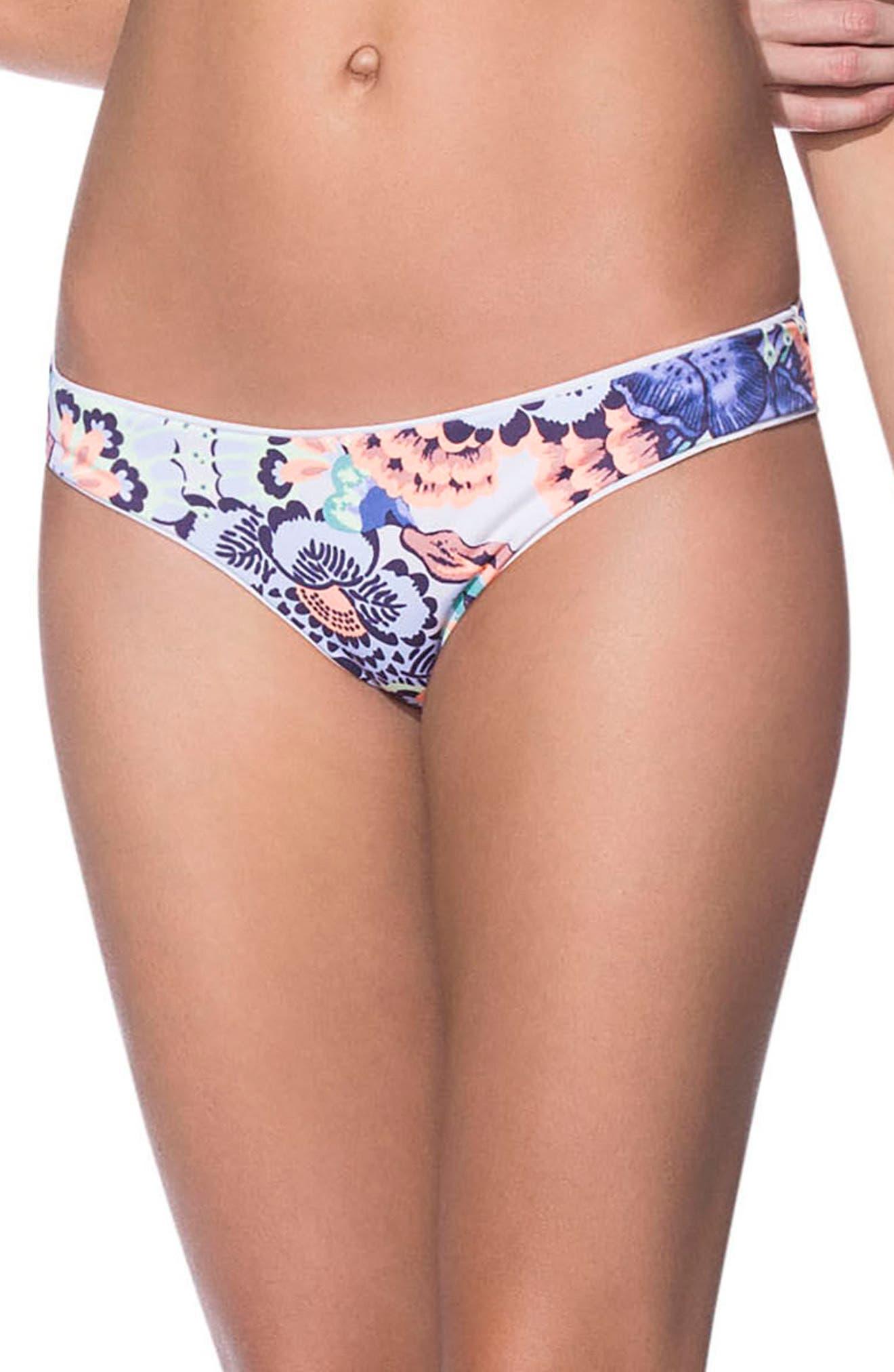 Maaji Daisies Sublime Reversible Bikini Bottoms
