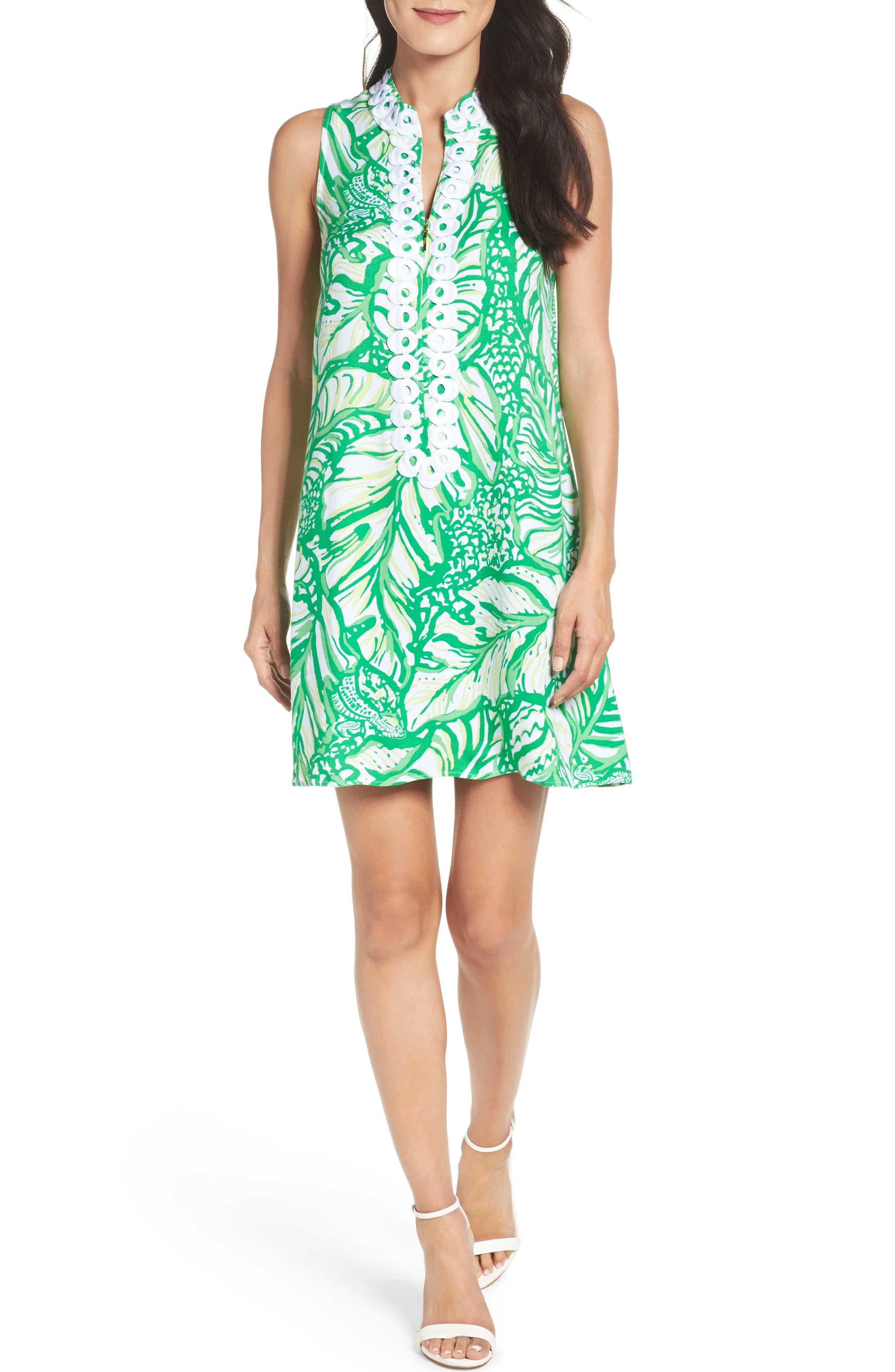 Alternate Image 1 Selected - Lilly Pulitzer® Jane Shift Dress