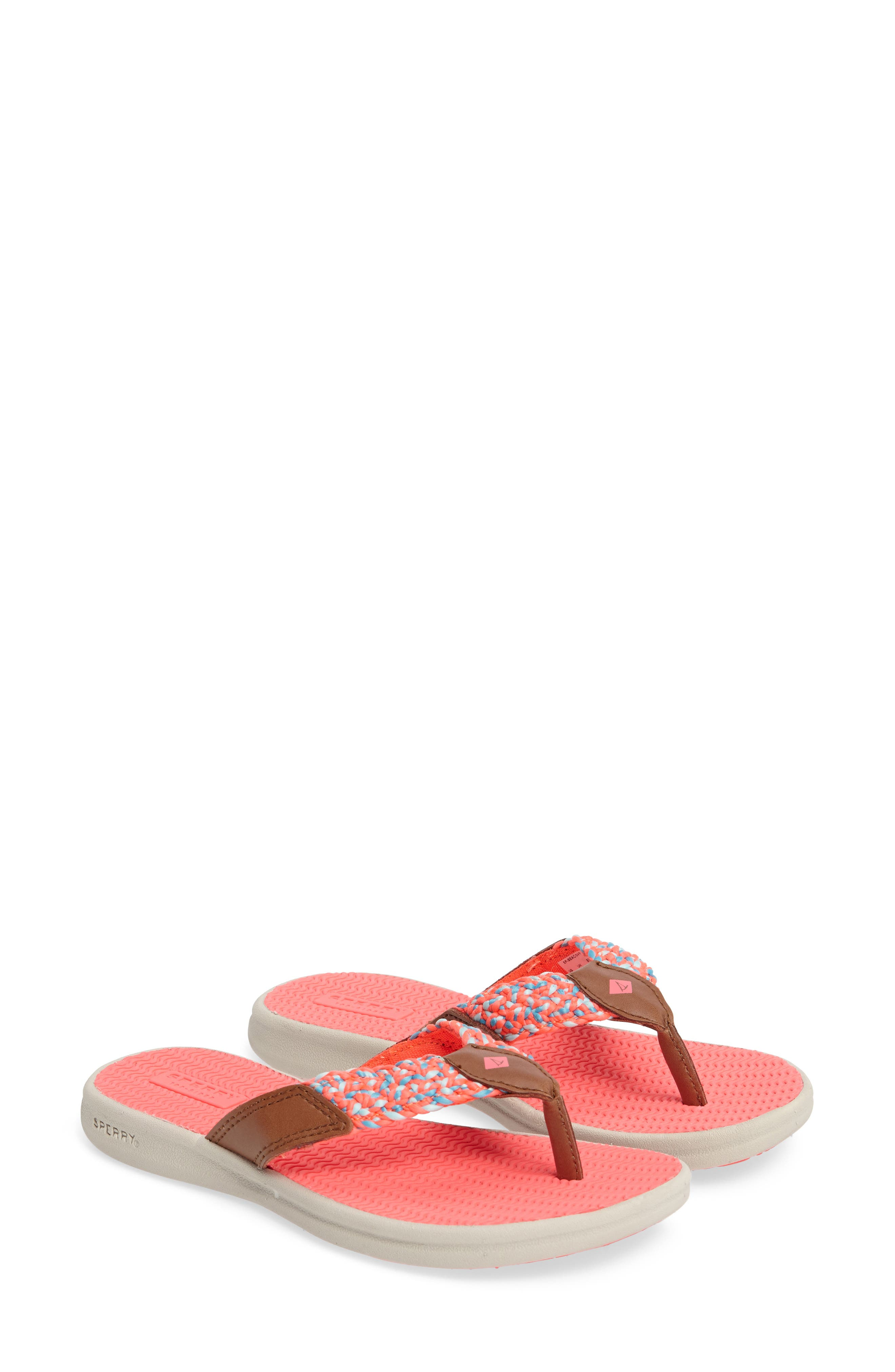 Sperry Kids Seacove Flip Flop (Toddler, Little Kid & Big Kid)