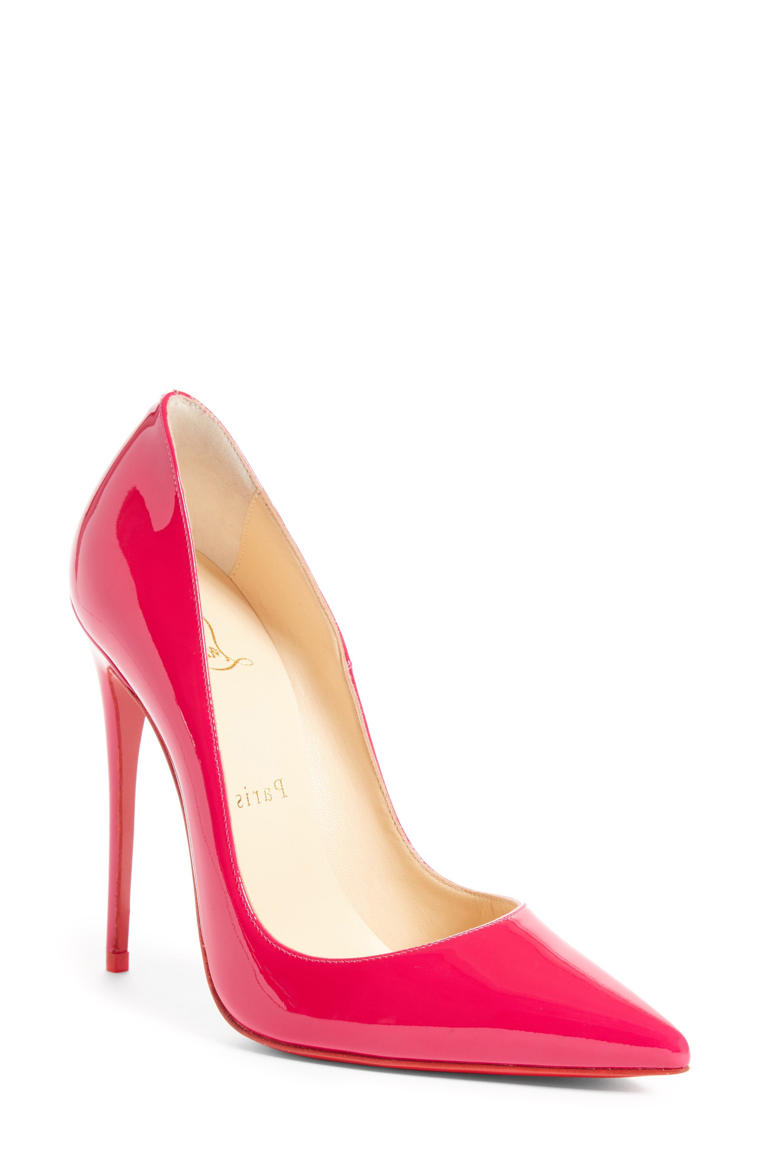 Main Image - Christian Louboutin 'So Kate' Pointy Toe Pump