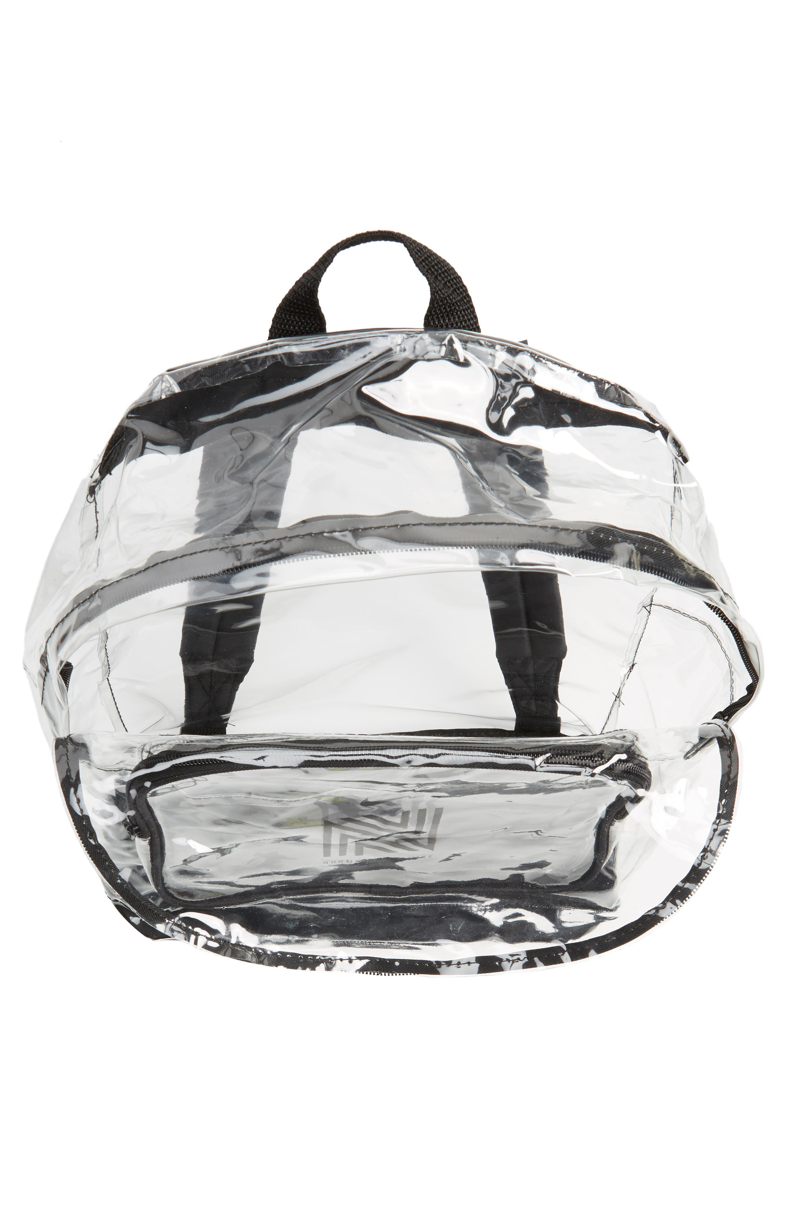 Alternate Image 4  - Nordstrom x Nike Translucent Backpack