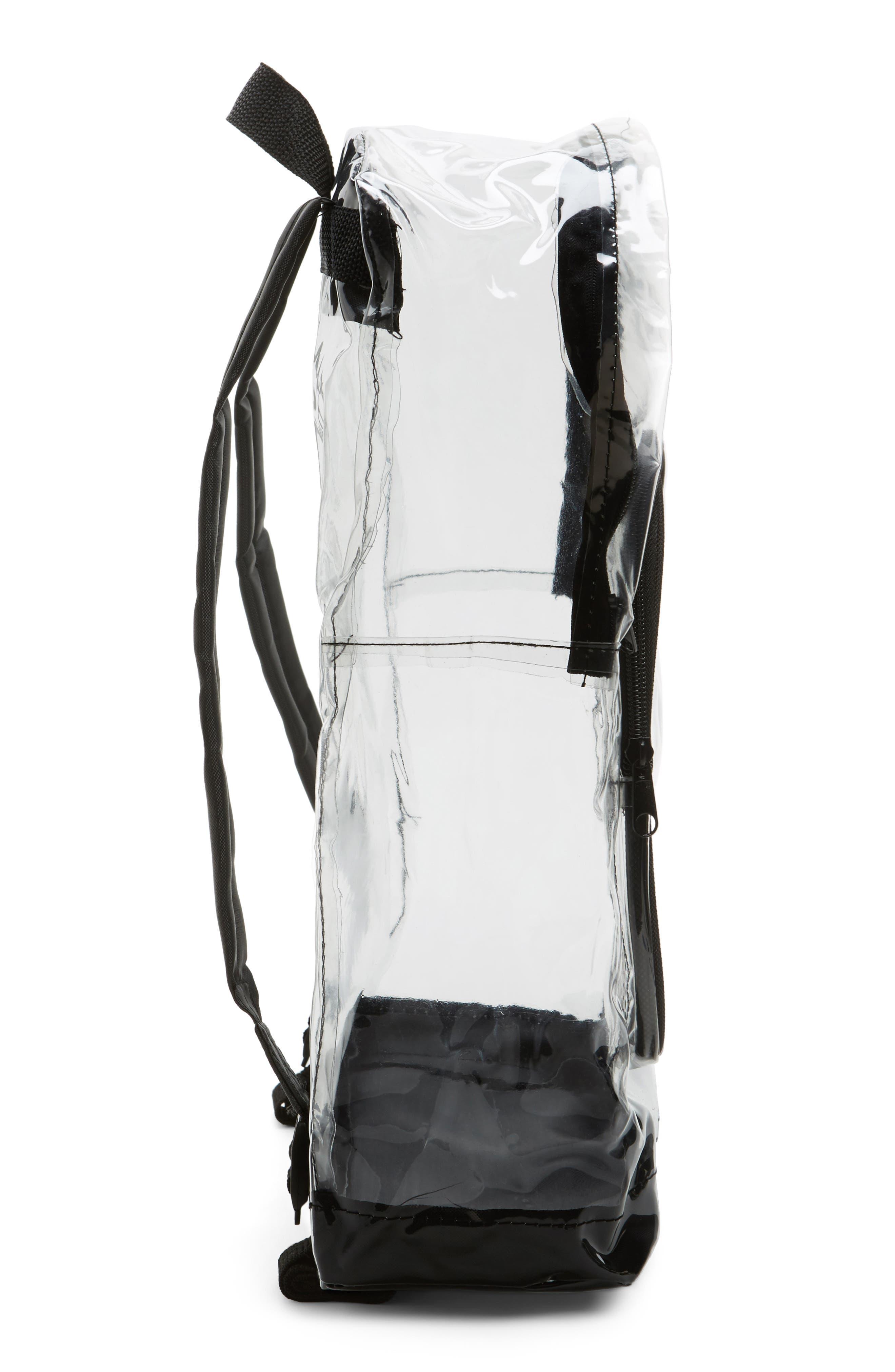 Alternate Image 3  - Nordstrom x Nike Translucent Backpack