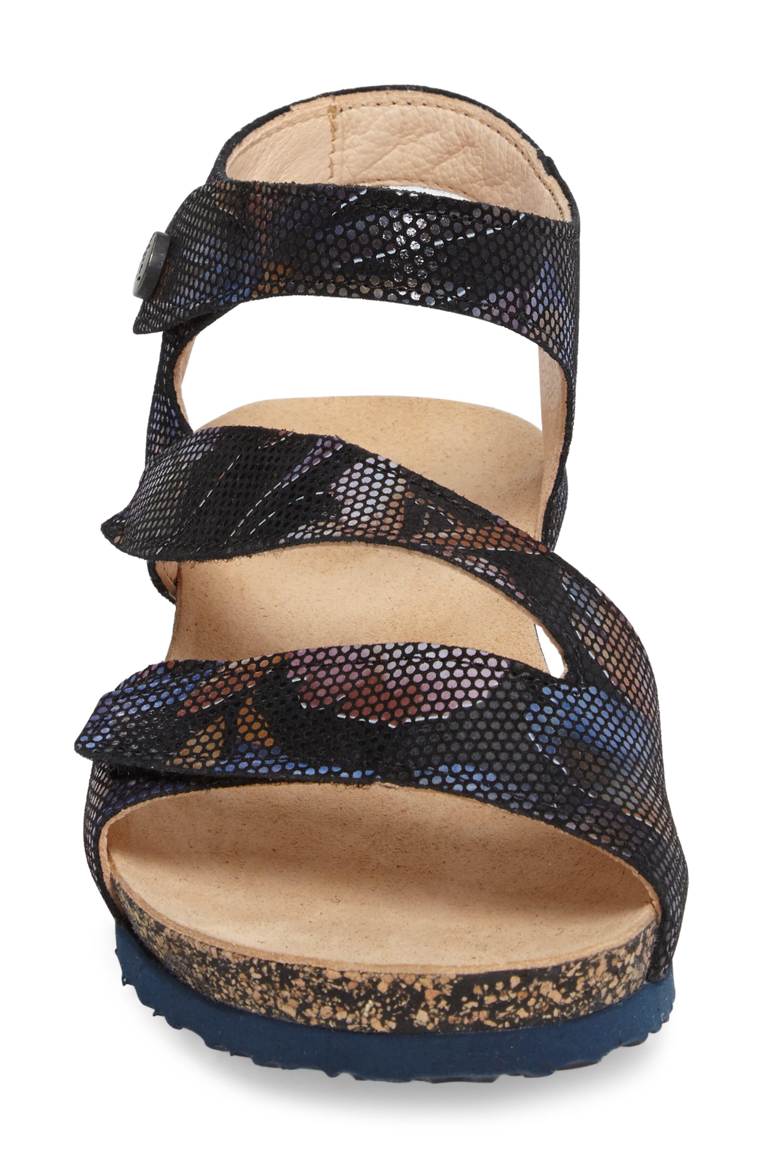 Alternate Image 4  - Think! 'Dumia' Three Strap Sandal (Online Only)