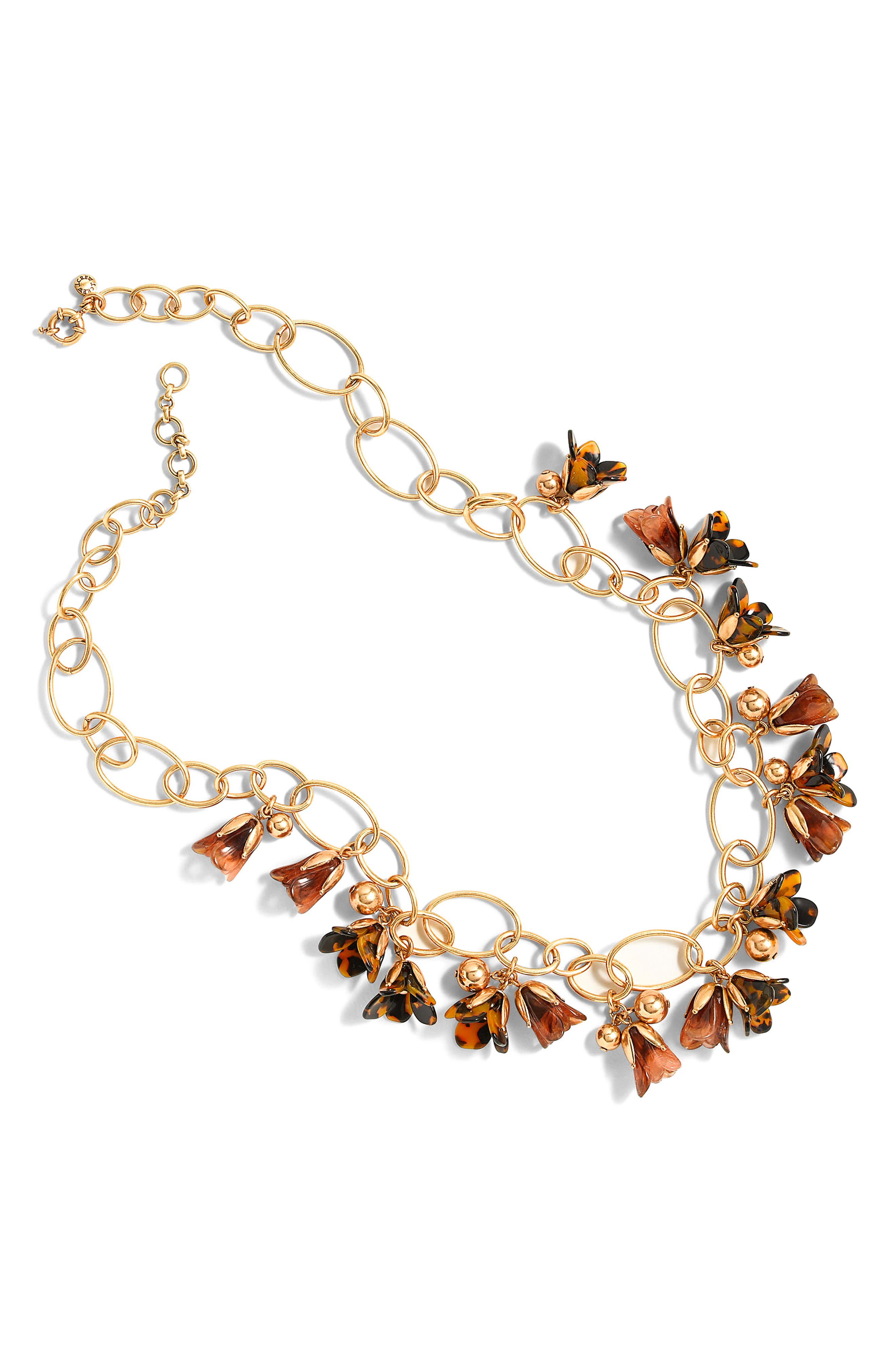 Main Image - J.Crew Magnolia Link Necklace