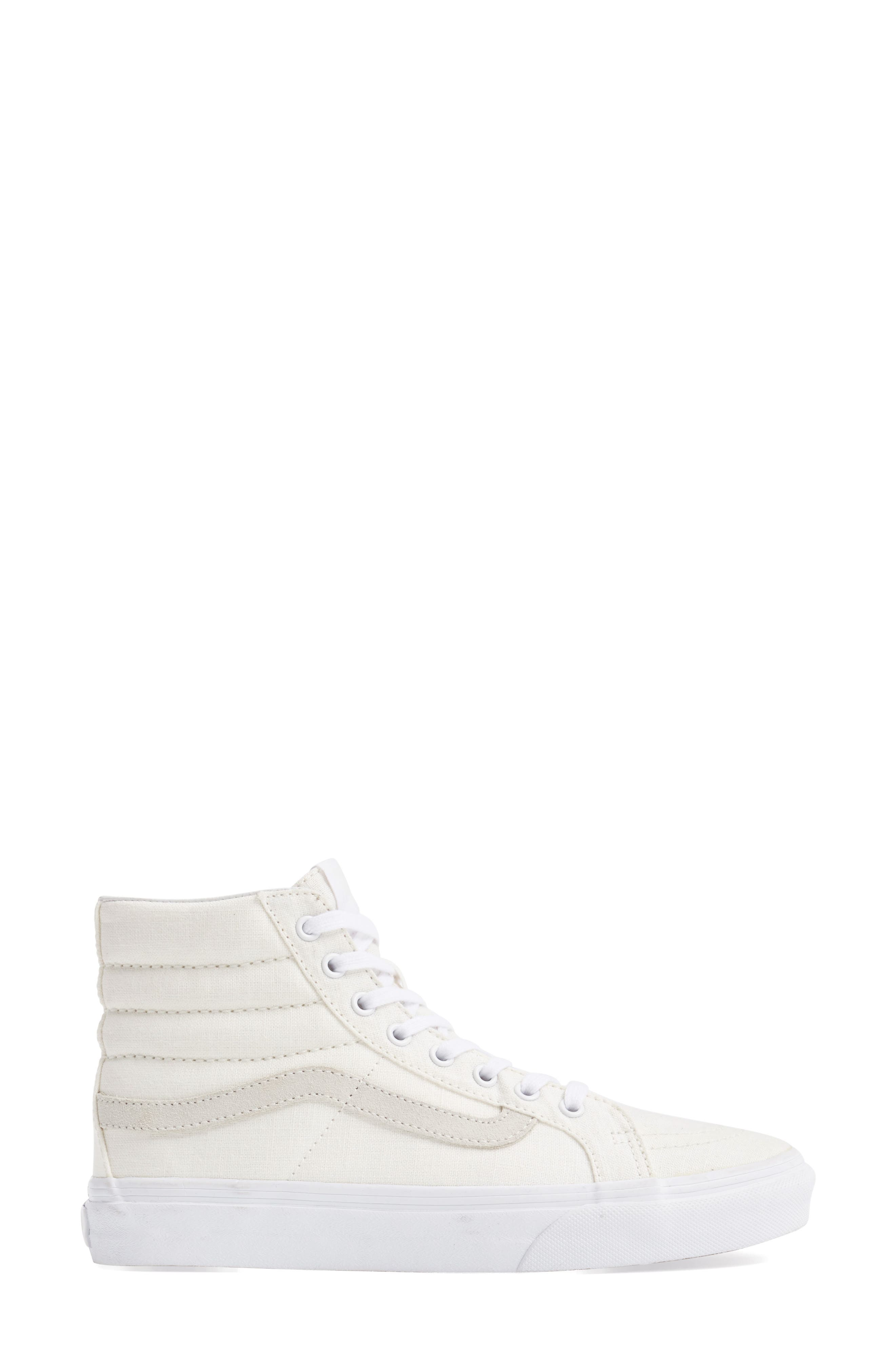 Alternate Image 3  - Vans Sk8-Hi Slim Sneaker (Women)