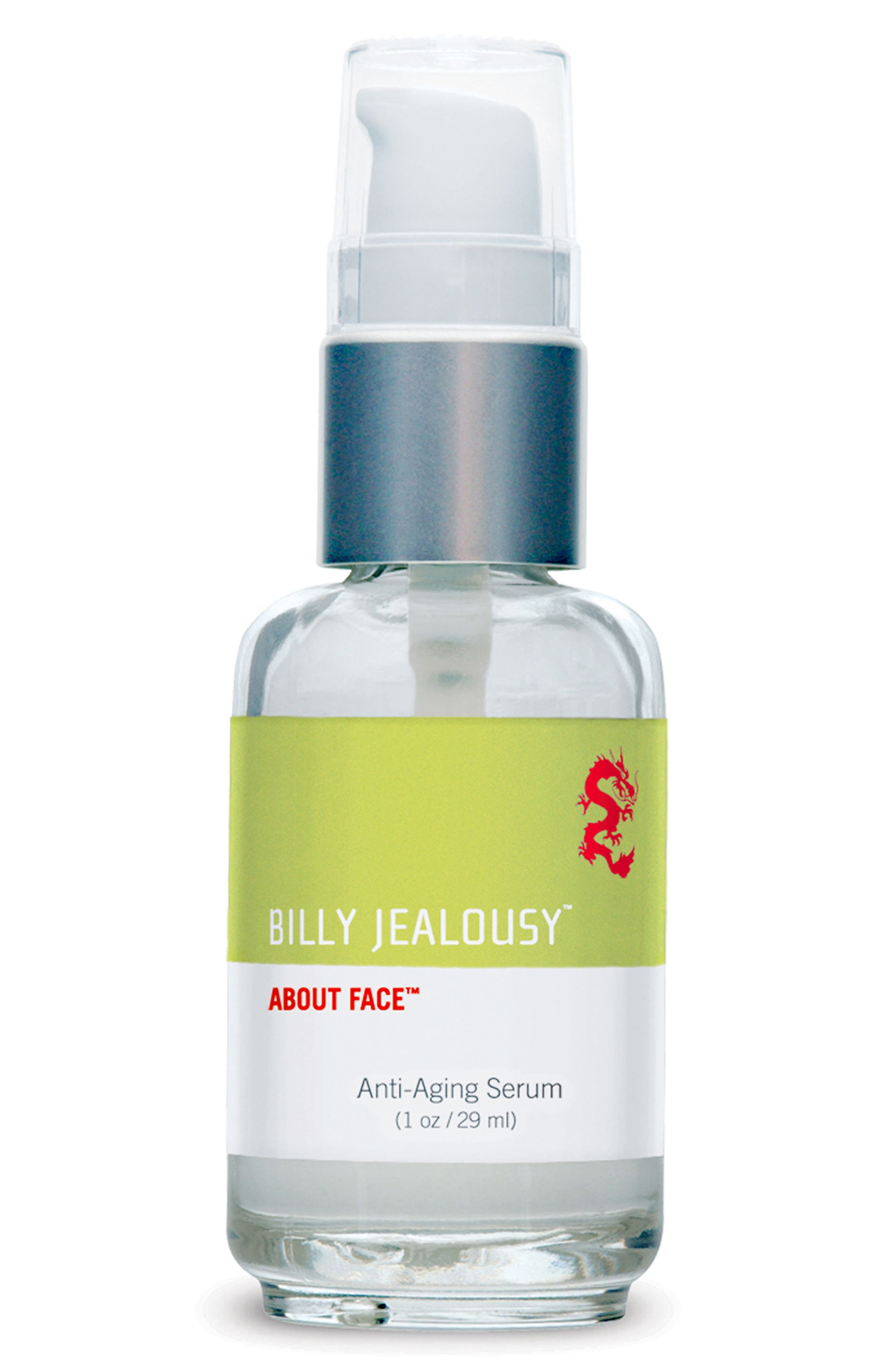 Main Image - Billy Jealousy 'About Face' Anti-Aging Serum