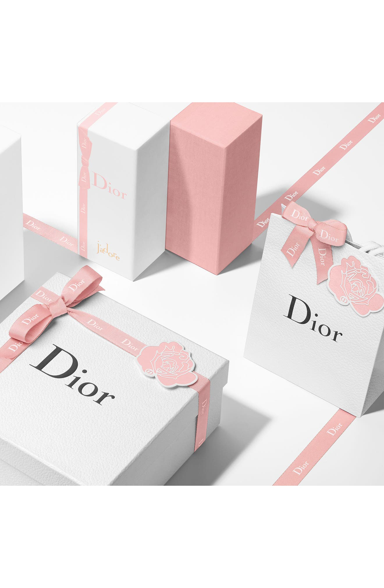 Alternate Image 2  - Dior J'adore Eau Lumière Hair Mist