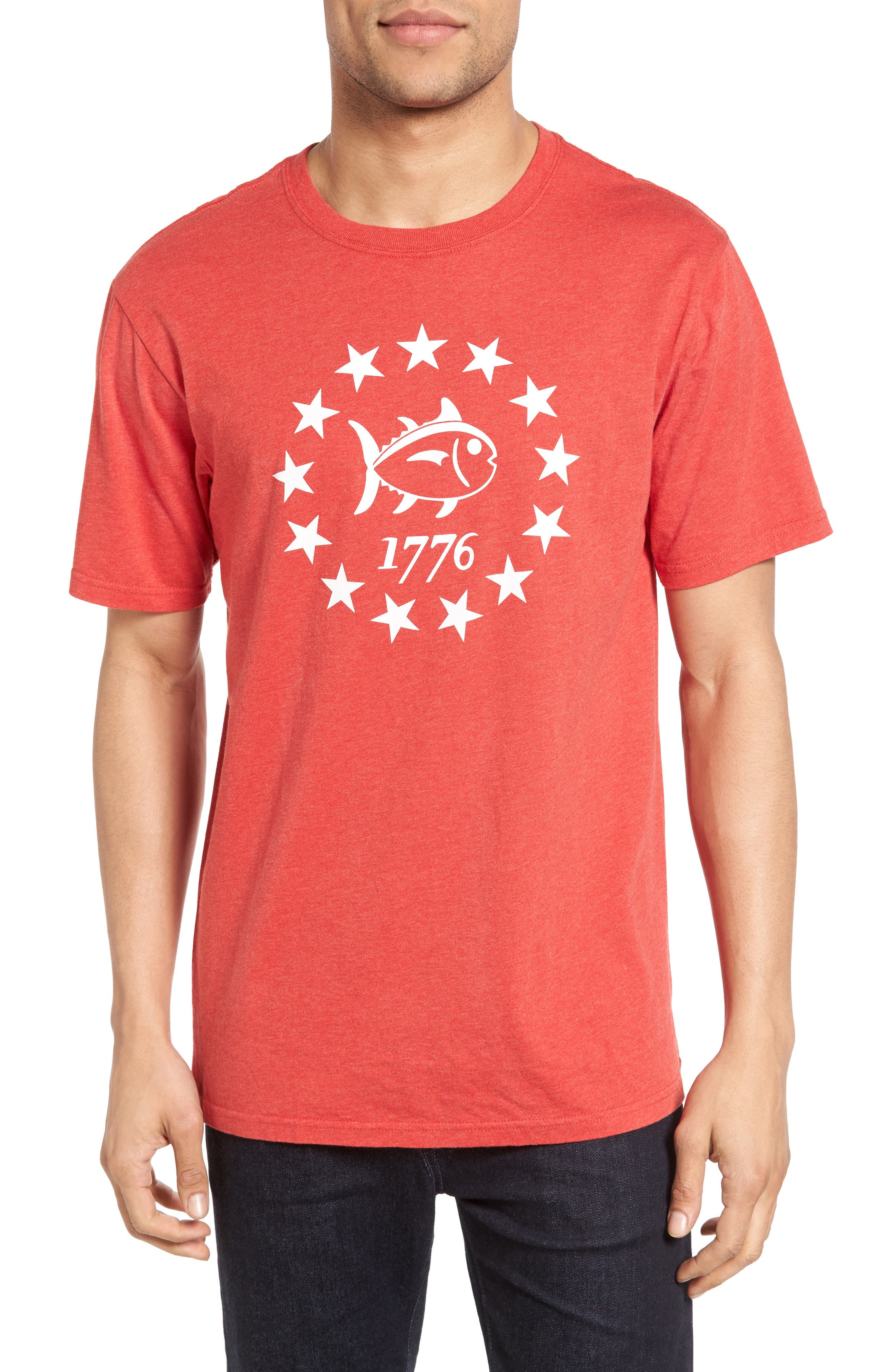 Southern Tide Declaration Graphic T-Shirt