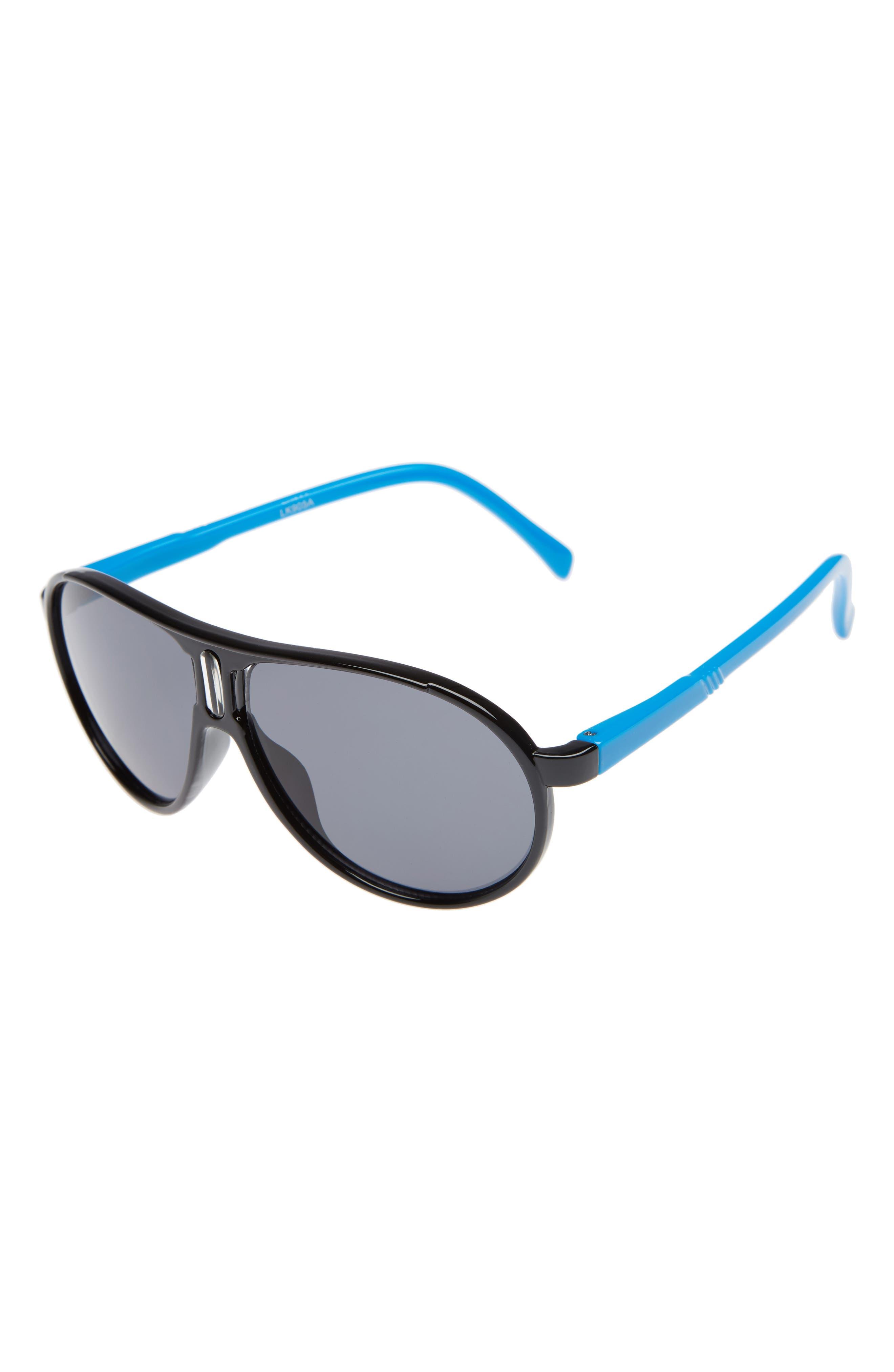 Loose Leaf Eyewear Aviator Sunglasses (Baby)