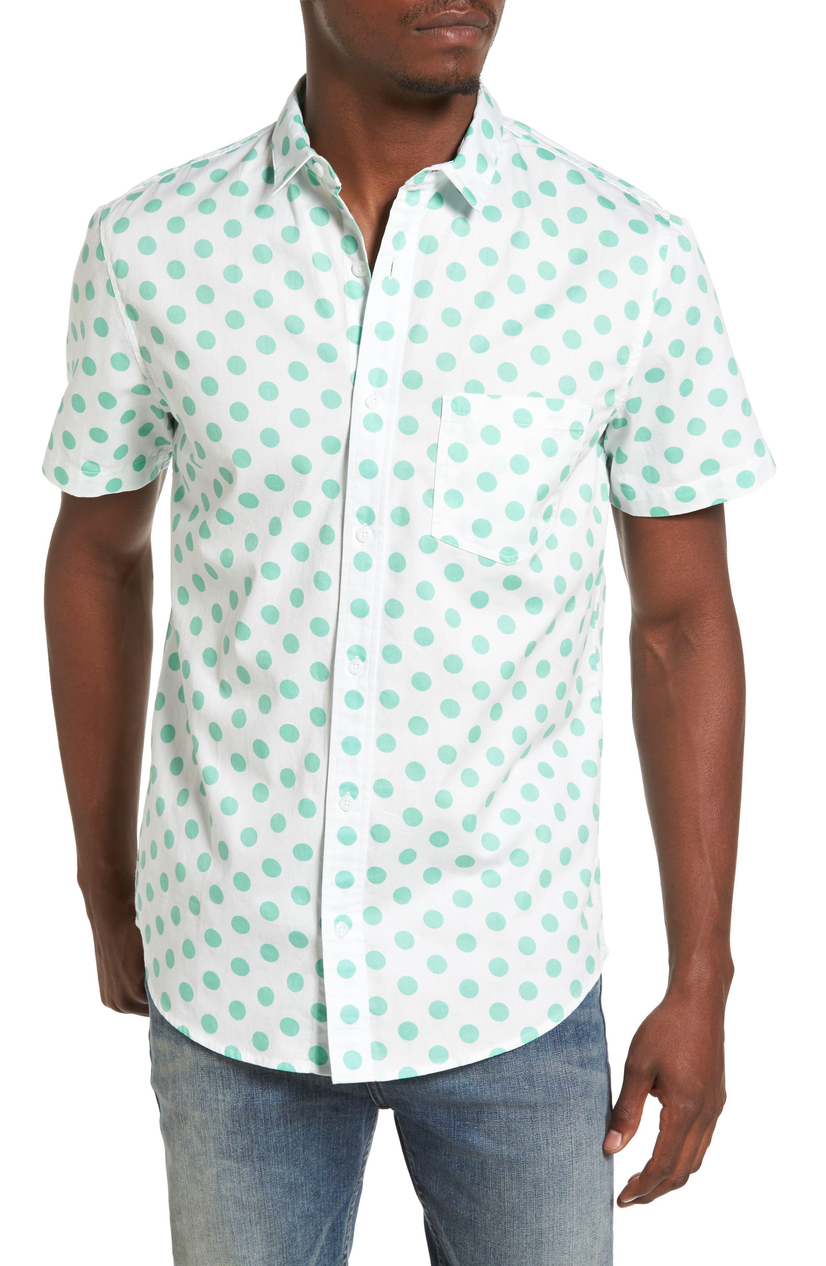 1901 Polka Dot Shirt
