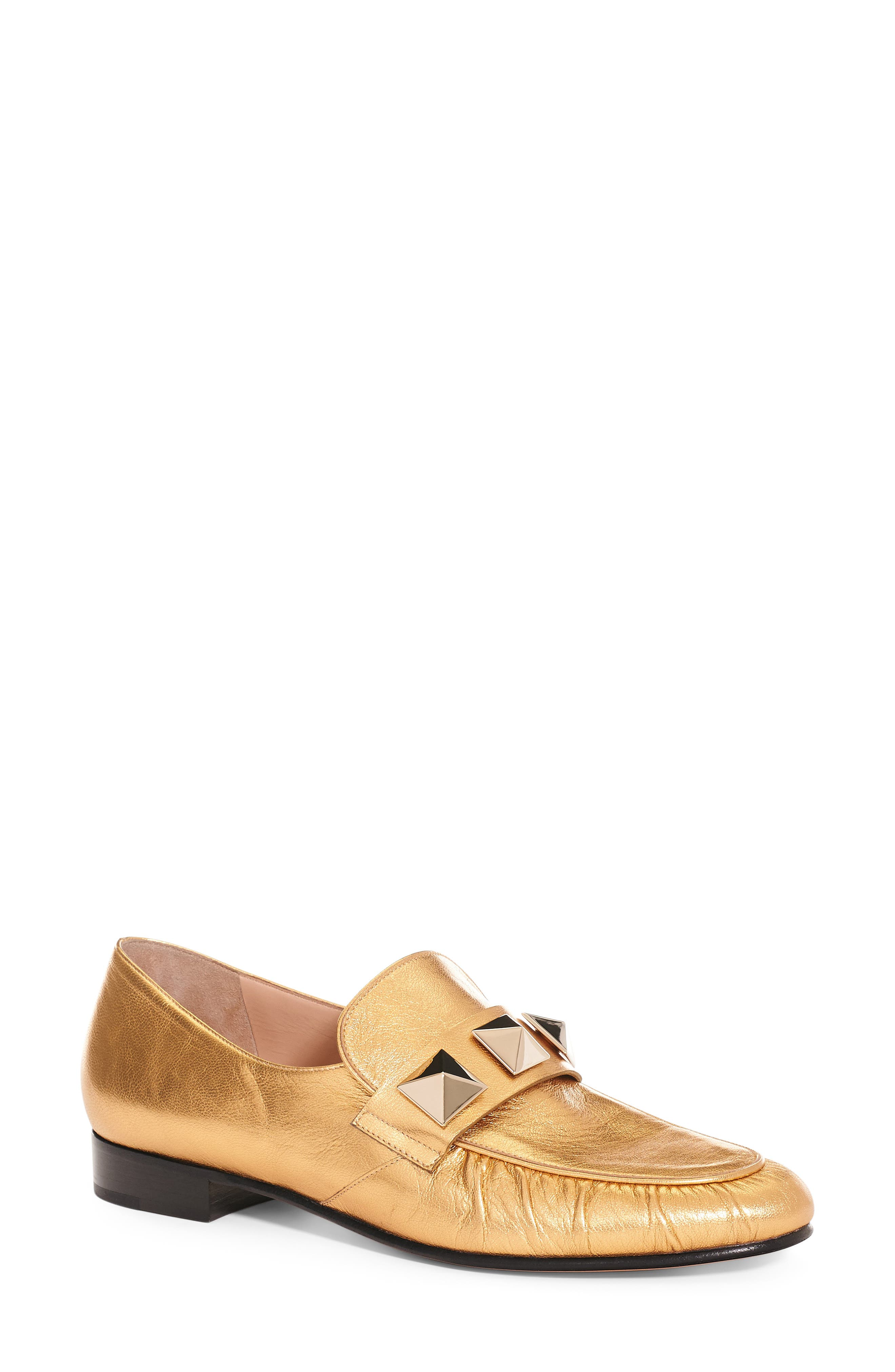 Valentino Rockstud Loafer (Women)