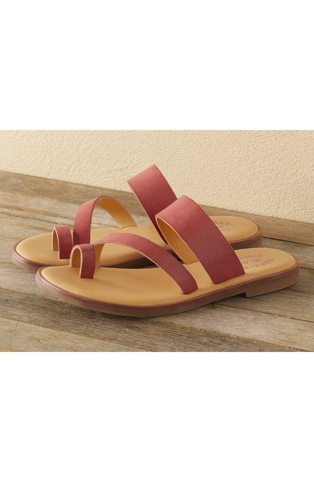 Alternate Image 6  - Kork-Ease® Pine Sandal (Women)