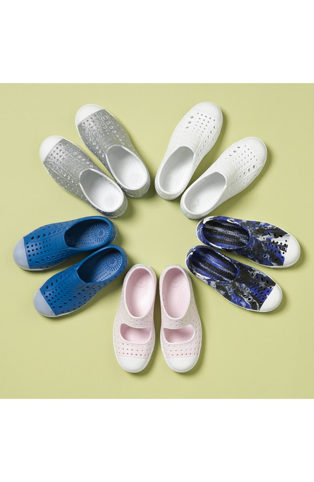 Alternate Image 6  - Native Shoes 'Jefferson' Slip-On Sneaker (Baby, Walker, Toddler, Little Kid & Big Kid)