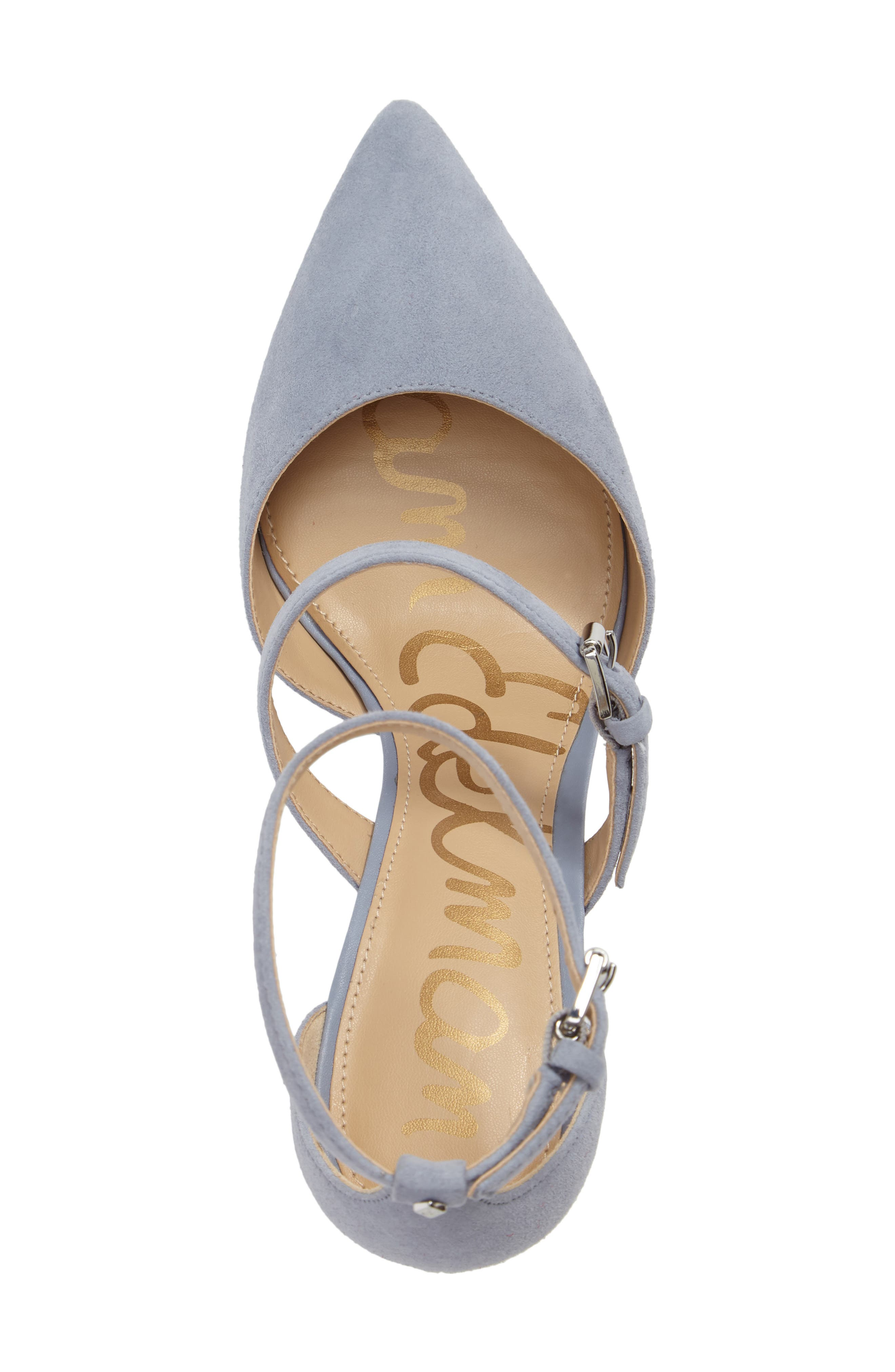 Alternate Image 4  - Sam Edelman 'Thea' Strappy Pump (Women)