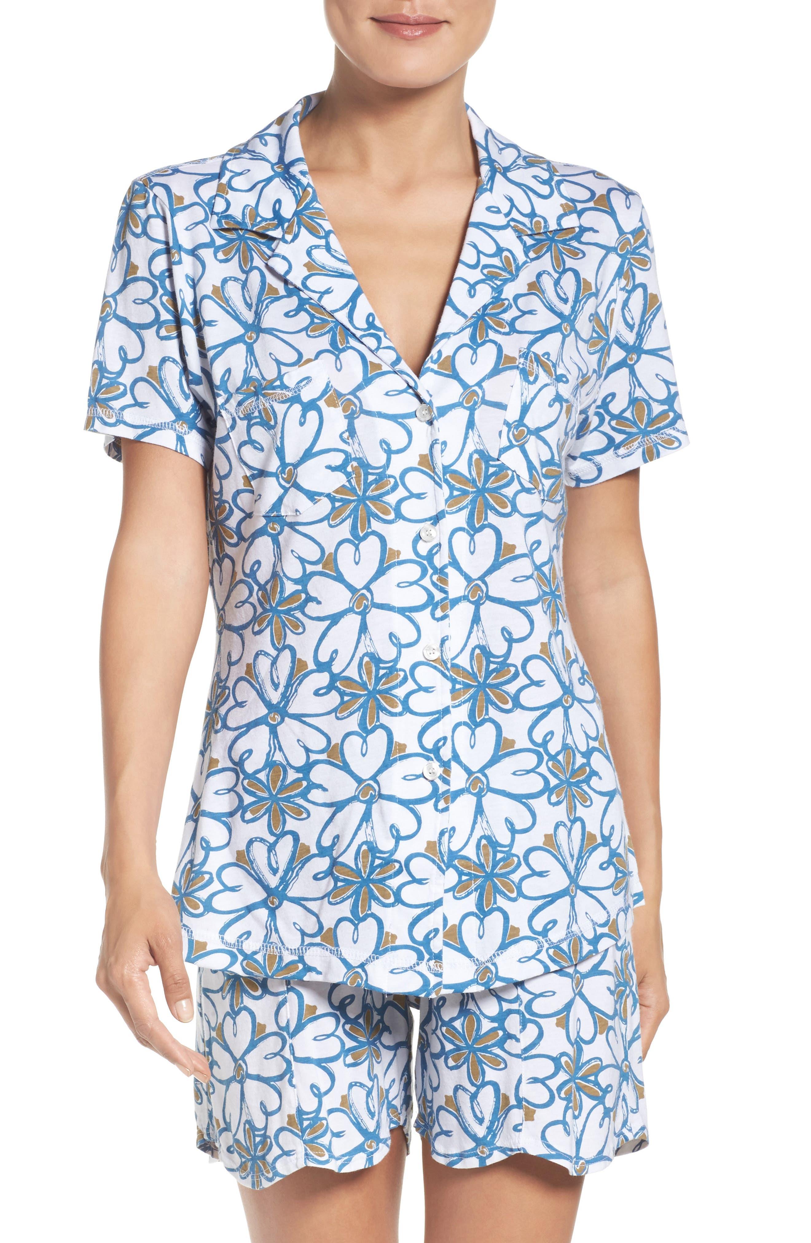 LOVE+GRACE Bloominglove Short Pajamas
