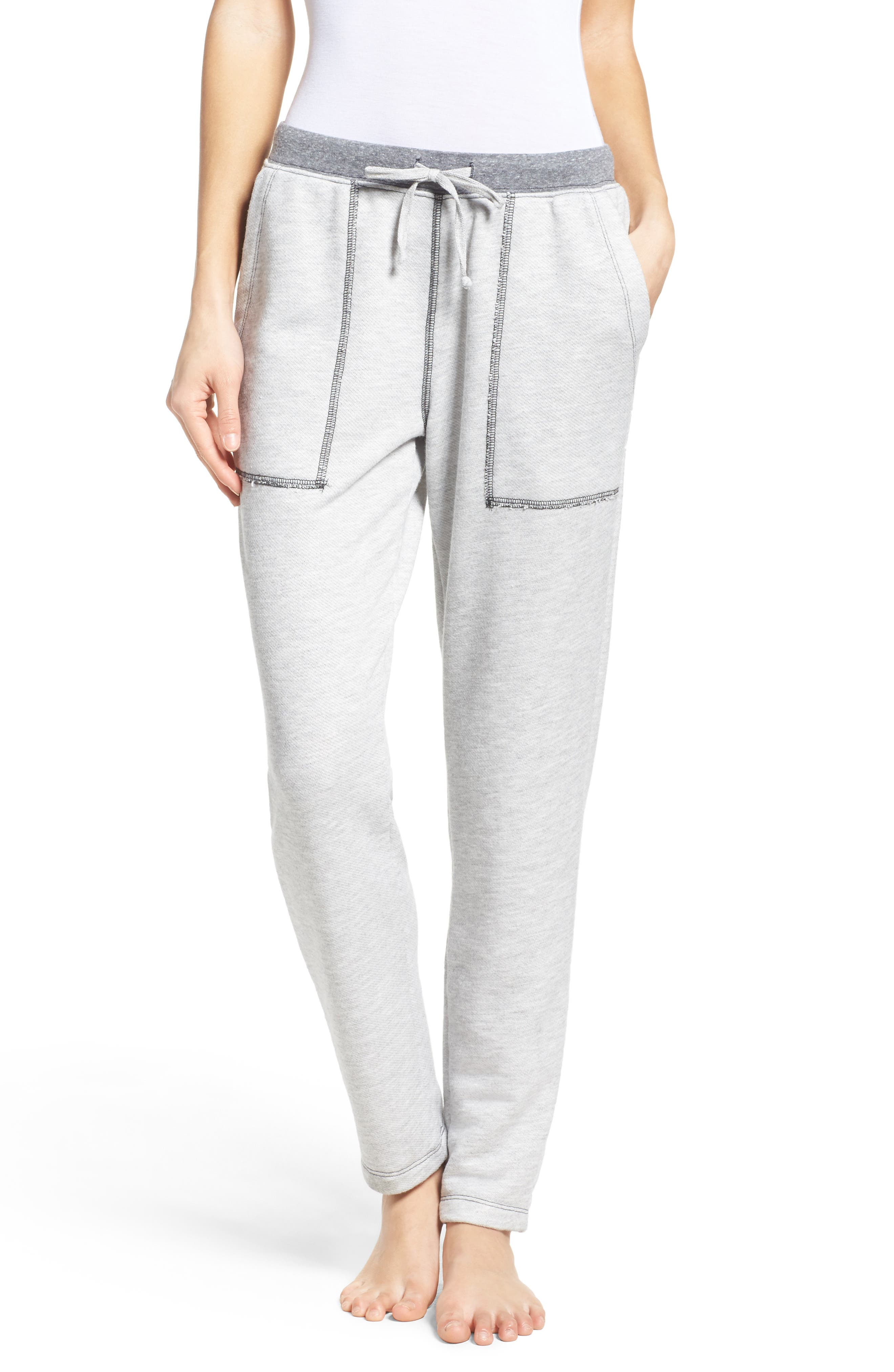 LOVE+GRACE Brooklyn Terry Lounge Sweatpants