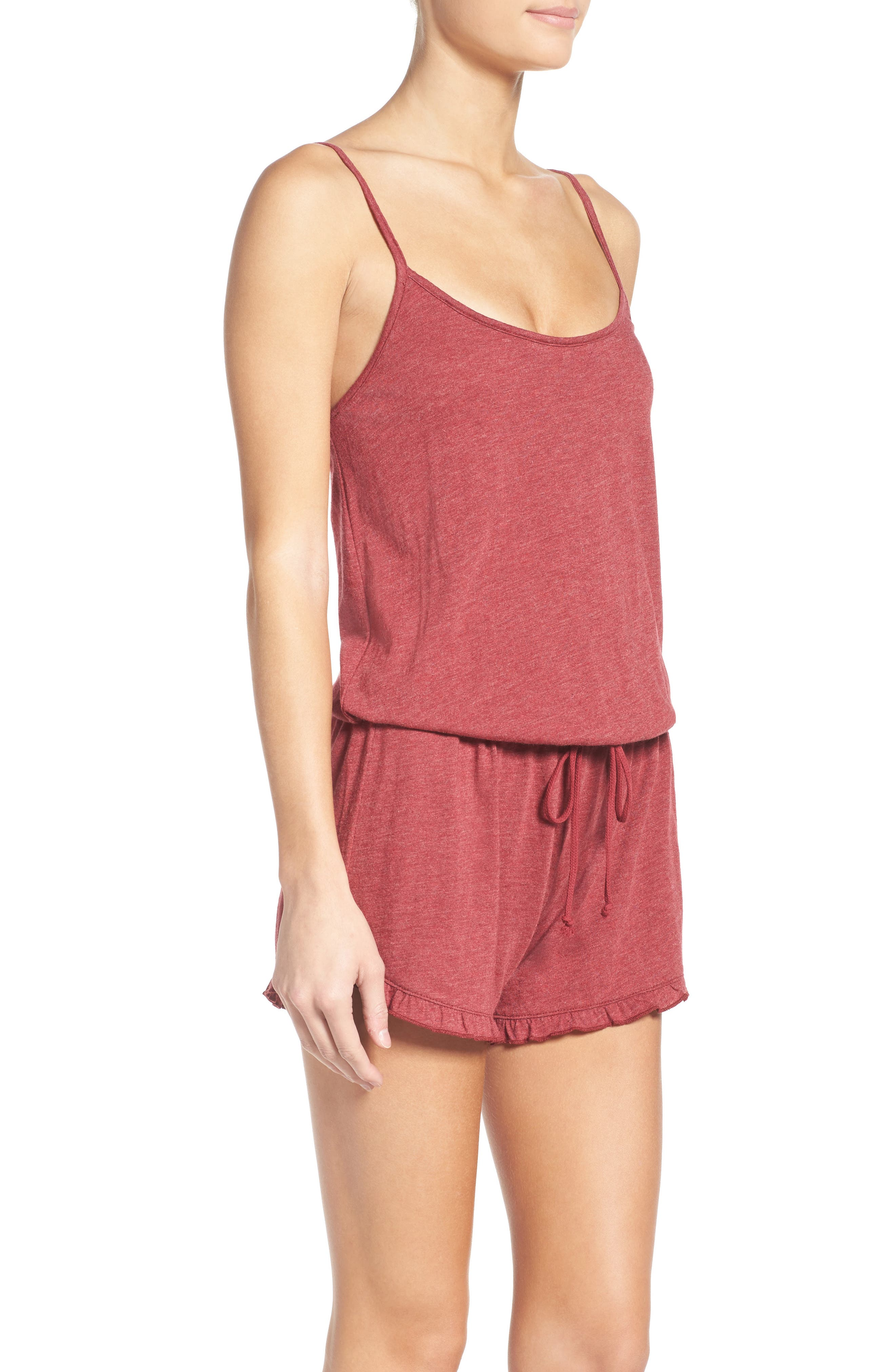 Alternate Image 3  - COZY ZOE Lounge Romper